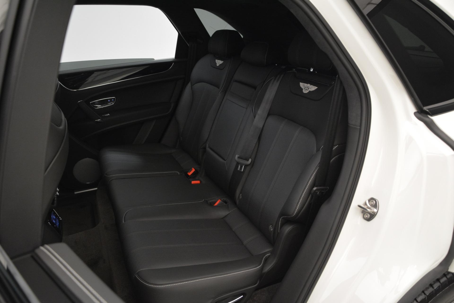 New 2018 Bentley Bentayga Black Edition For Sale In Westport, CT 1874_p35