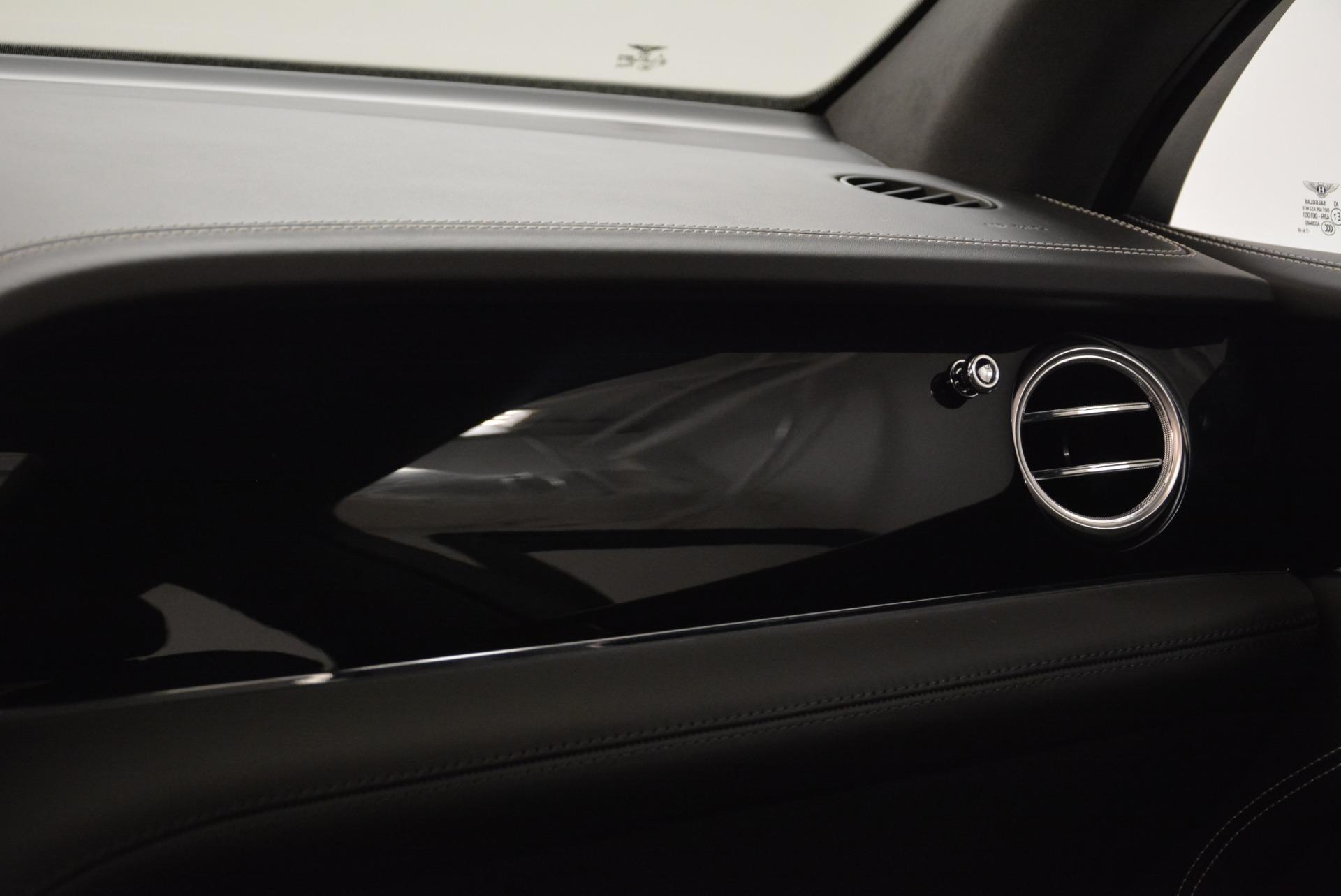 New 2018 Bentley Bentayga Black Edition For Sale In Westport, CT 1874_p42