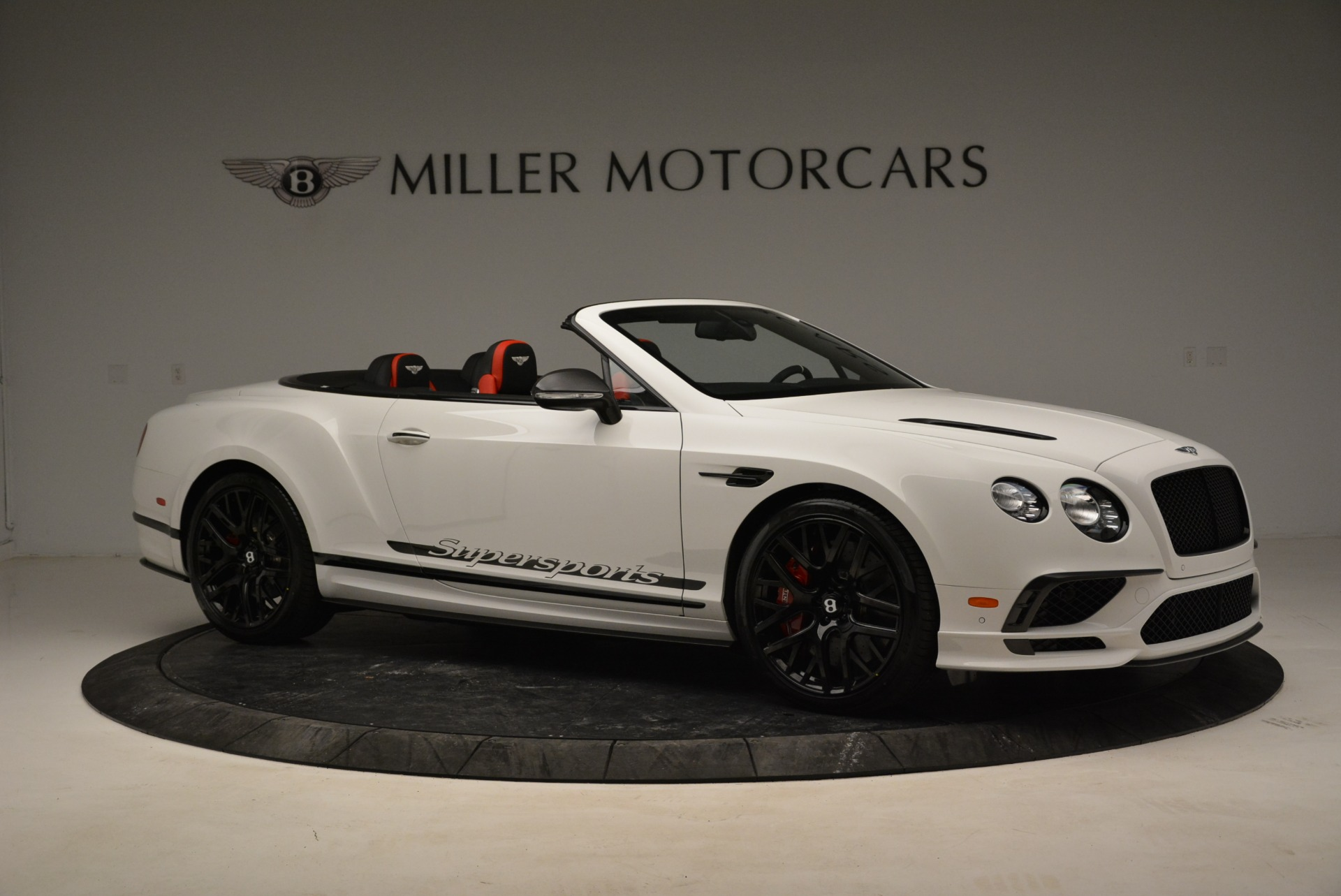 Used 2018 Bentley Continental GT Supersports Convertible For Sale In Westport, CT 1875_p10
