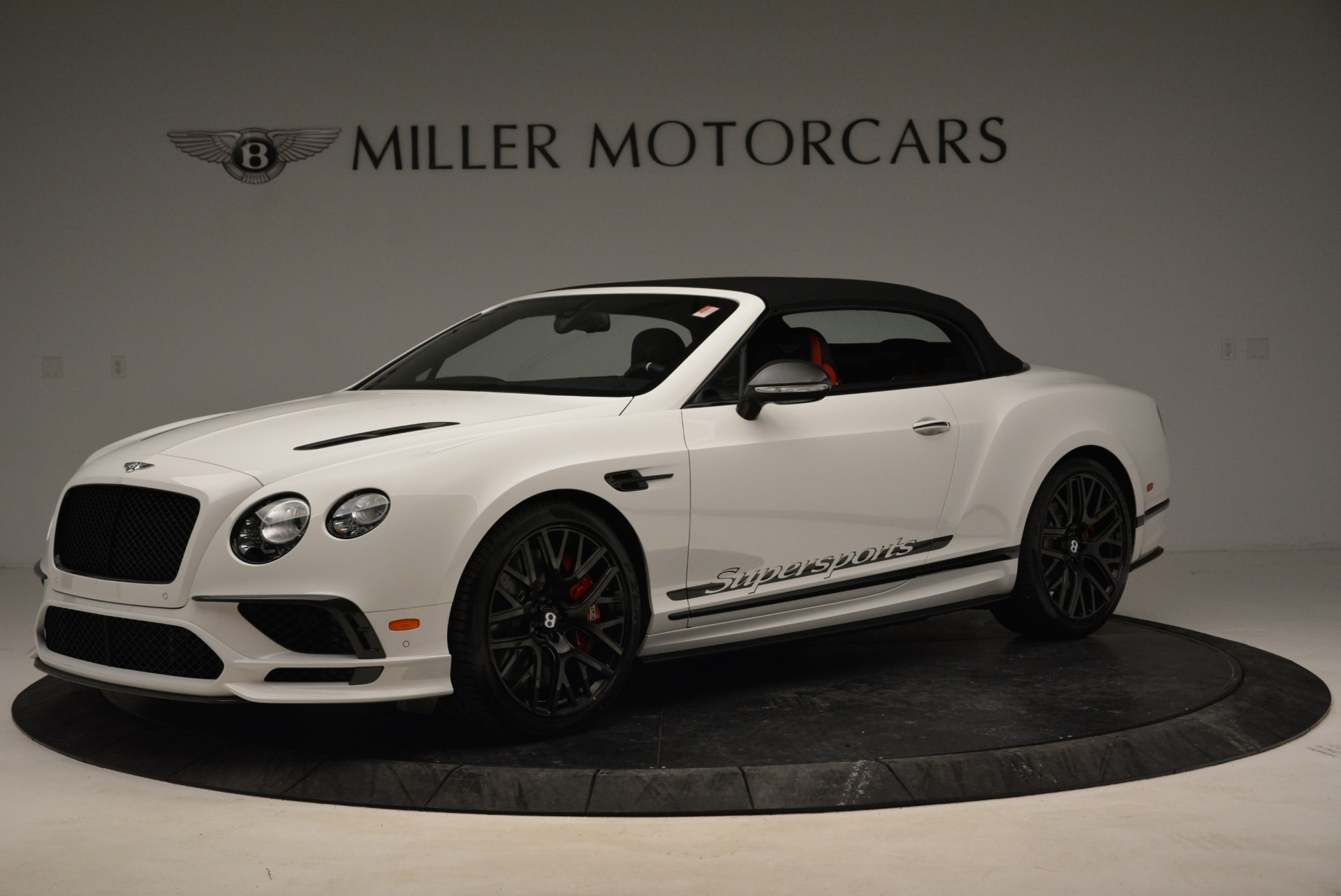 Used 2018 Bentley Continental GT Supersports Convertible For Sale In Westport, CT 1875_p13