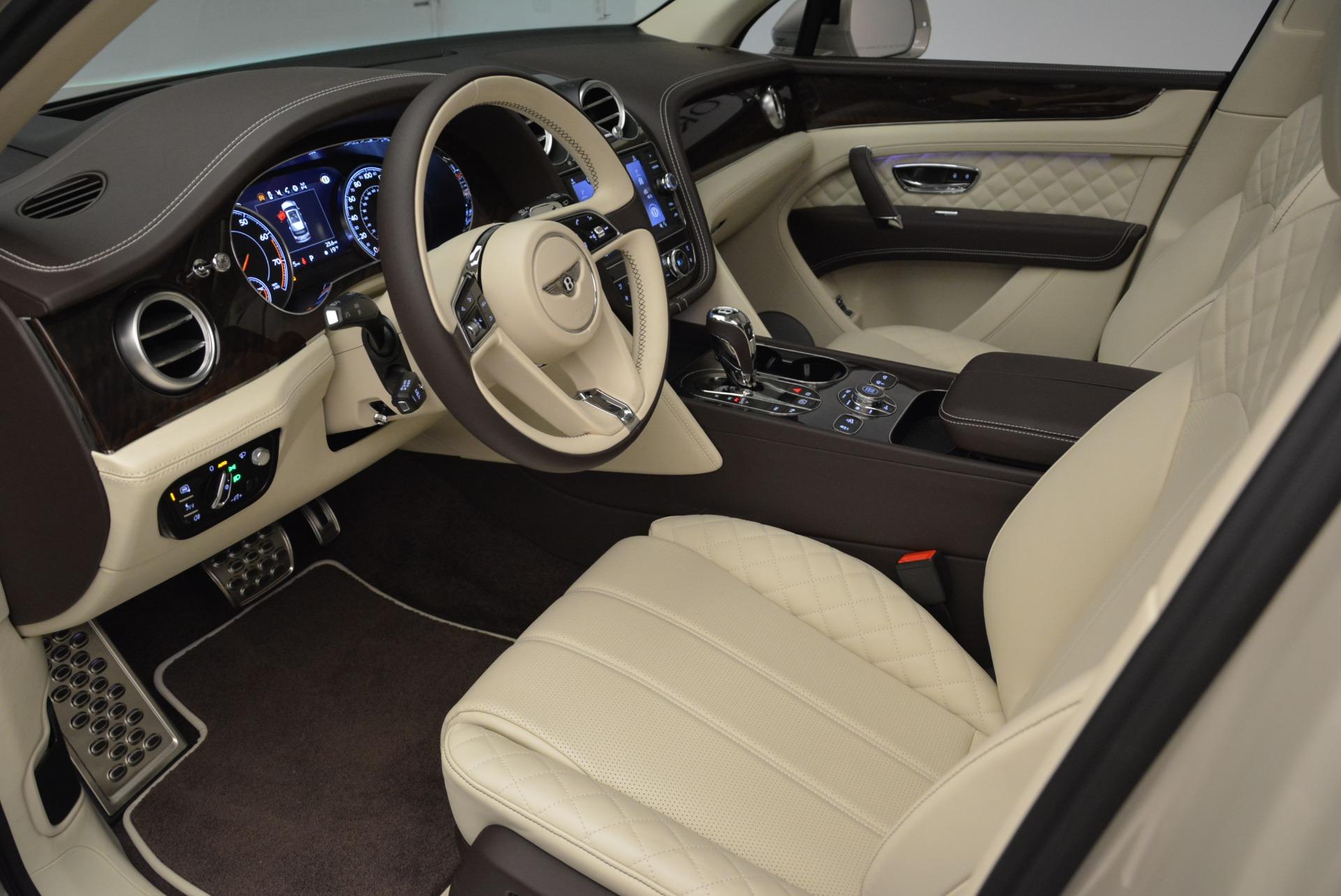New 2018 Bentley Bentayga Signature For Sale In Westport, CT 1876_p18