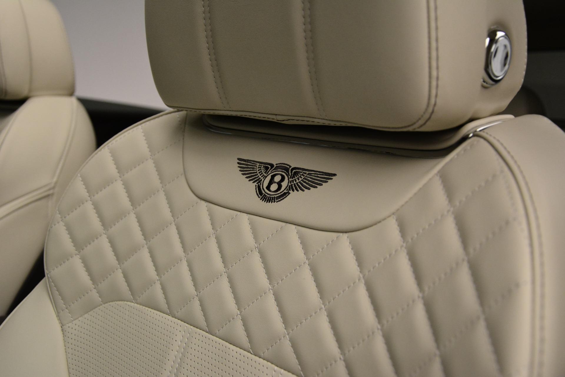New 2018 Bentley Bentayga Signature For Sale In Westport, CT 1876_p20