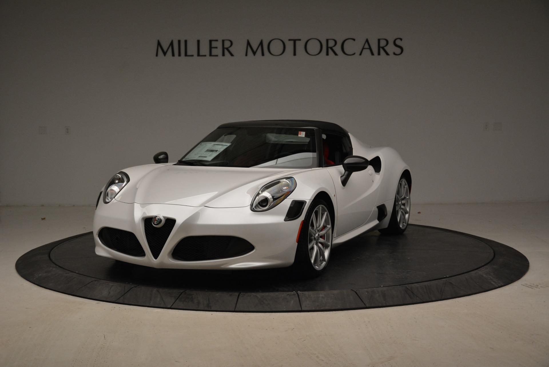 Alfa Romeo C Spider Stock L For Sale Near Westport CT - Alfa romeo 4c sale