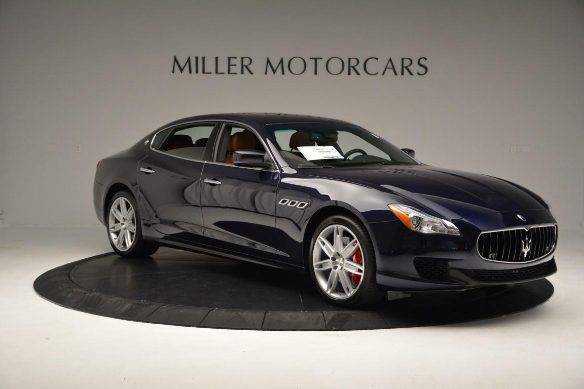 New 2016 Maserati Quattroporte S Q4 For Sale In Westport, CT 188_p11
