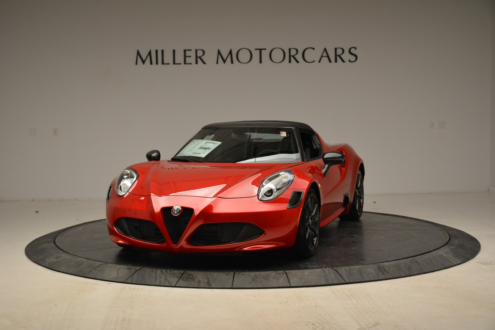 New 2018 Alfa Romeo 4C Spider For Sale In Westport, CT 1880_main