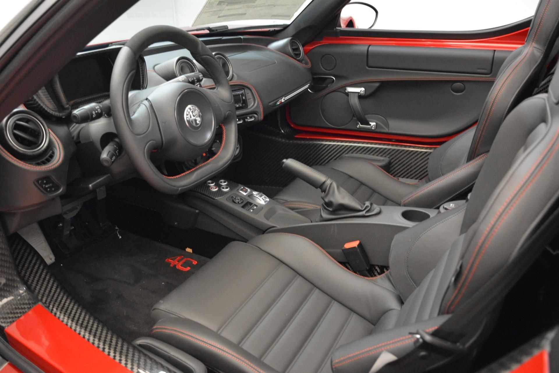 New 2018 Alfa Romeo 4C Spider For Sale In Westport, CT 1880_p20