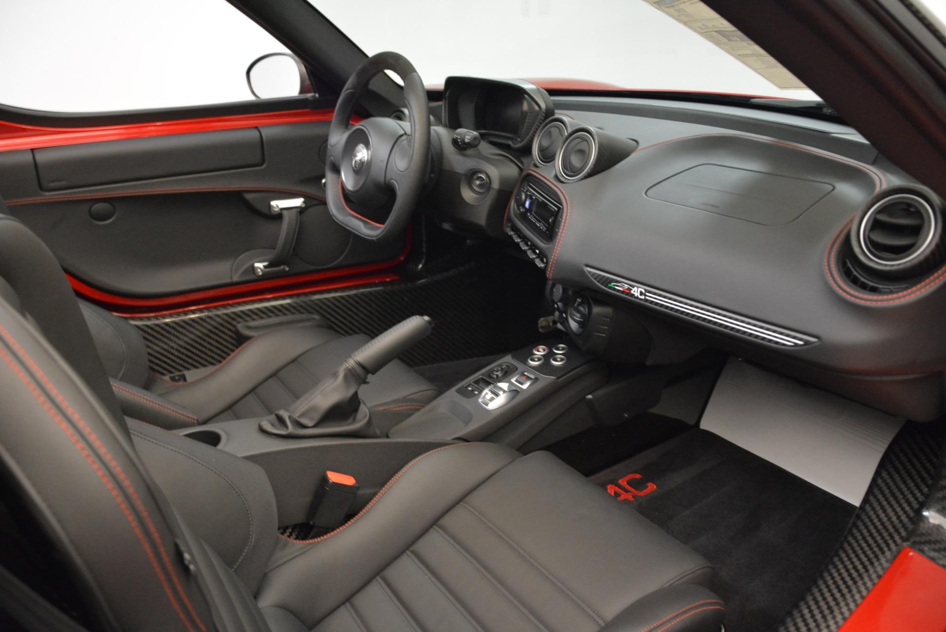 New 2018 Alfa Romeo 4C Spider For Sale In Westport, CT 1880_p23