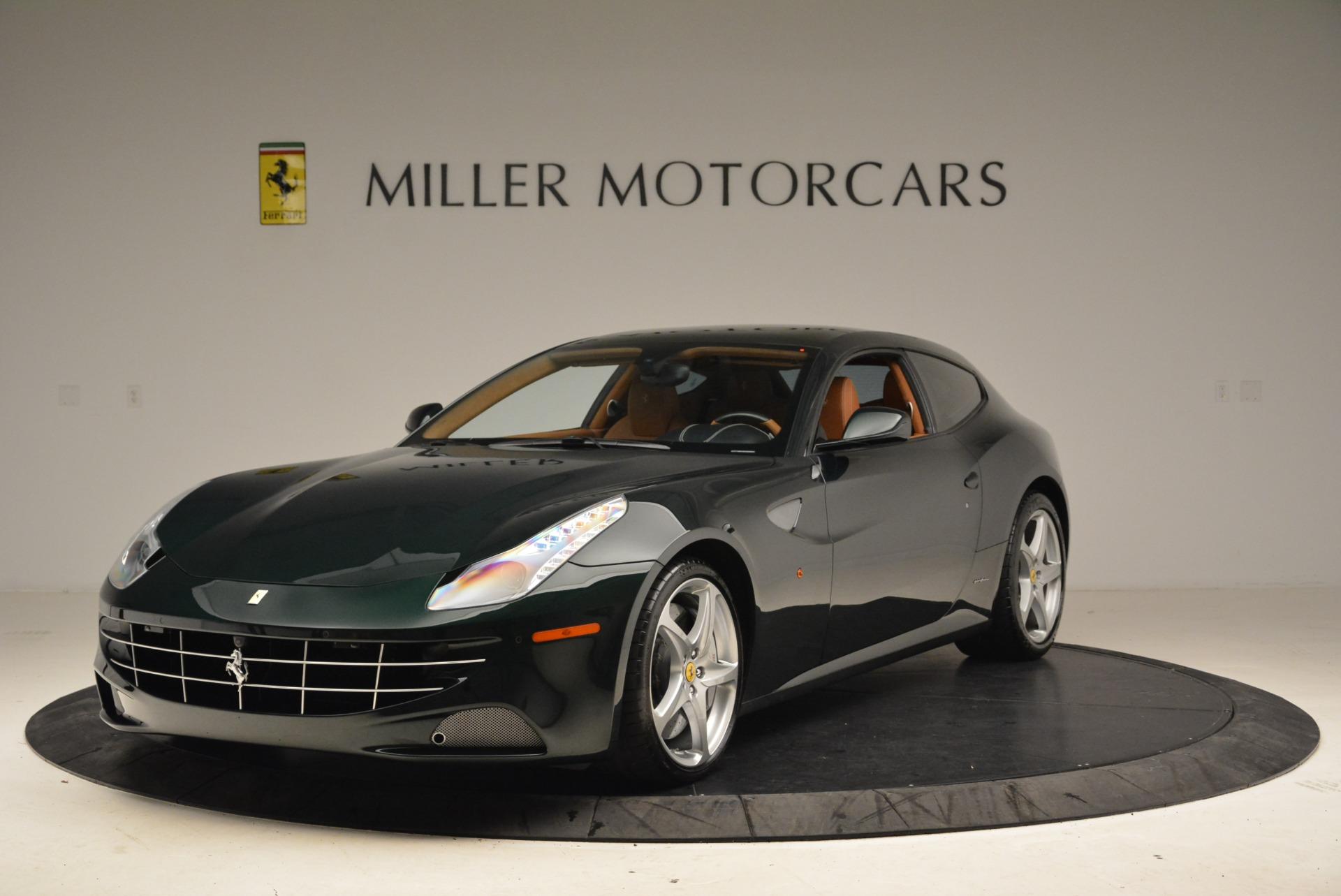 Used 2014 Ferrari FF  For Sale In Westport, CT 1882_main