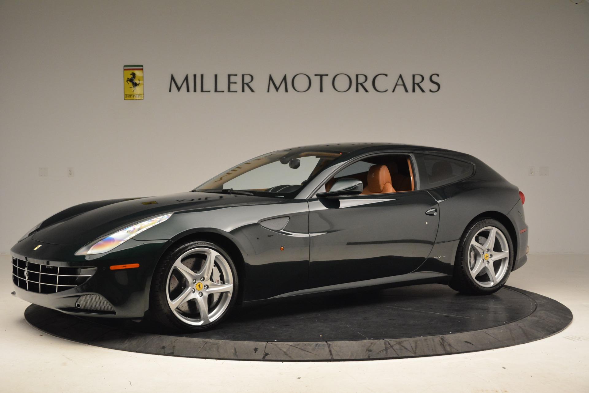 Used 2014 Ferrari FF  For Sale In Westport, CT 1882_p2