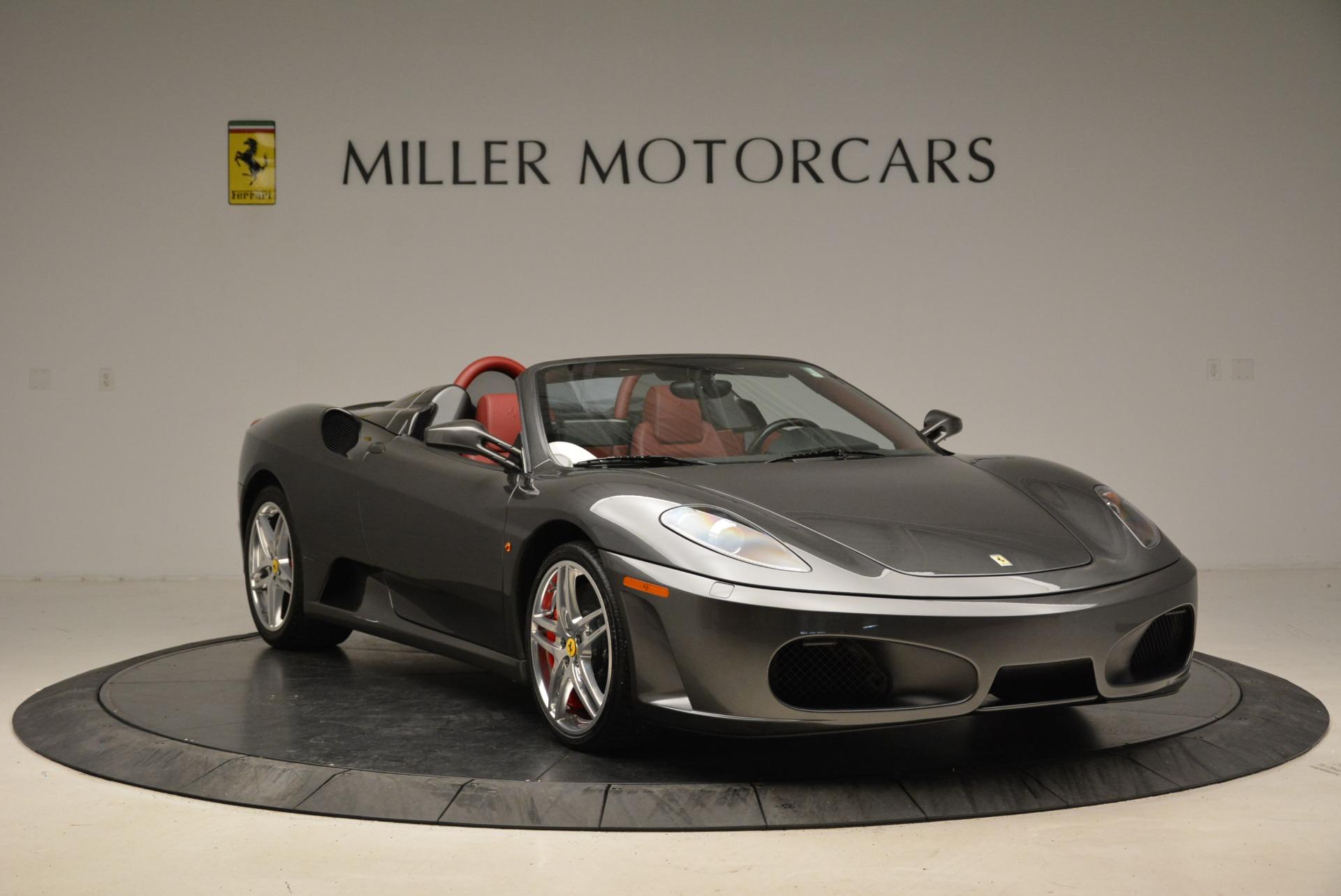 Used 2008 Ferrari F430 Spider  For Sale In Westport, CT 1883_p11