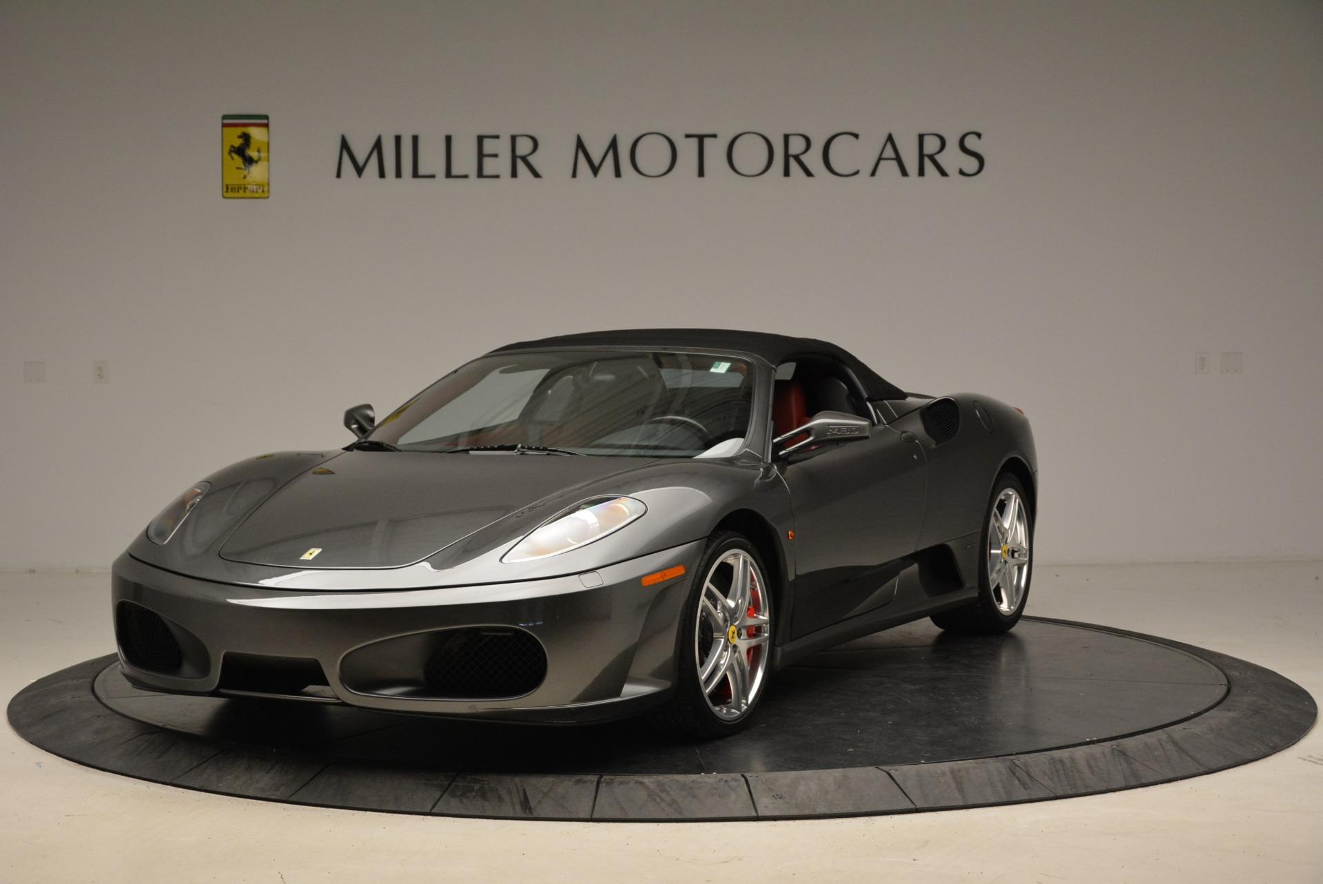 Used 2008 Ferrari F430 Spider  For Sale In Westport, CT 1883_p13