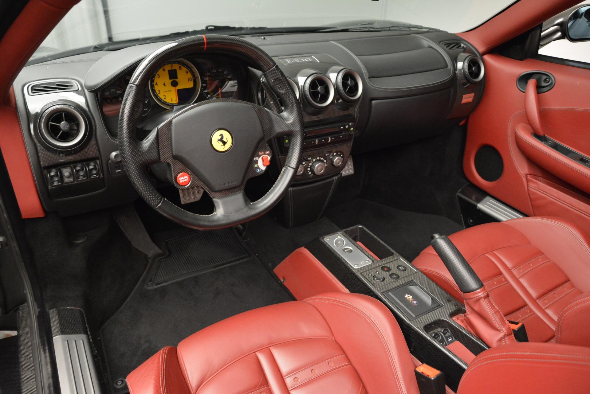 Used 2008 Ferrari F430 Spider  For Sale In Westport, CT 1883_p25