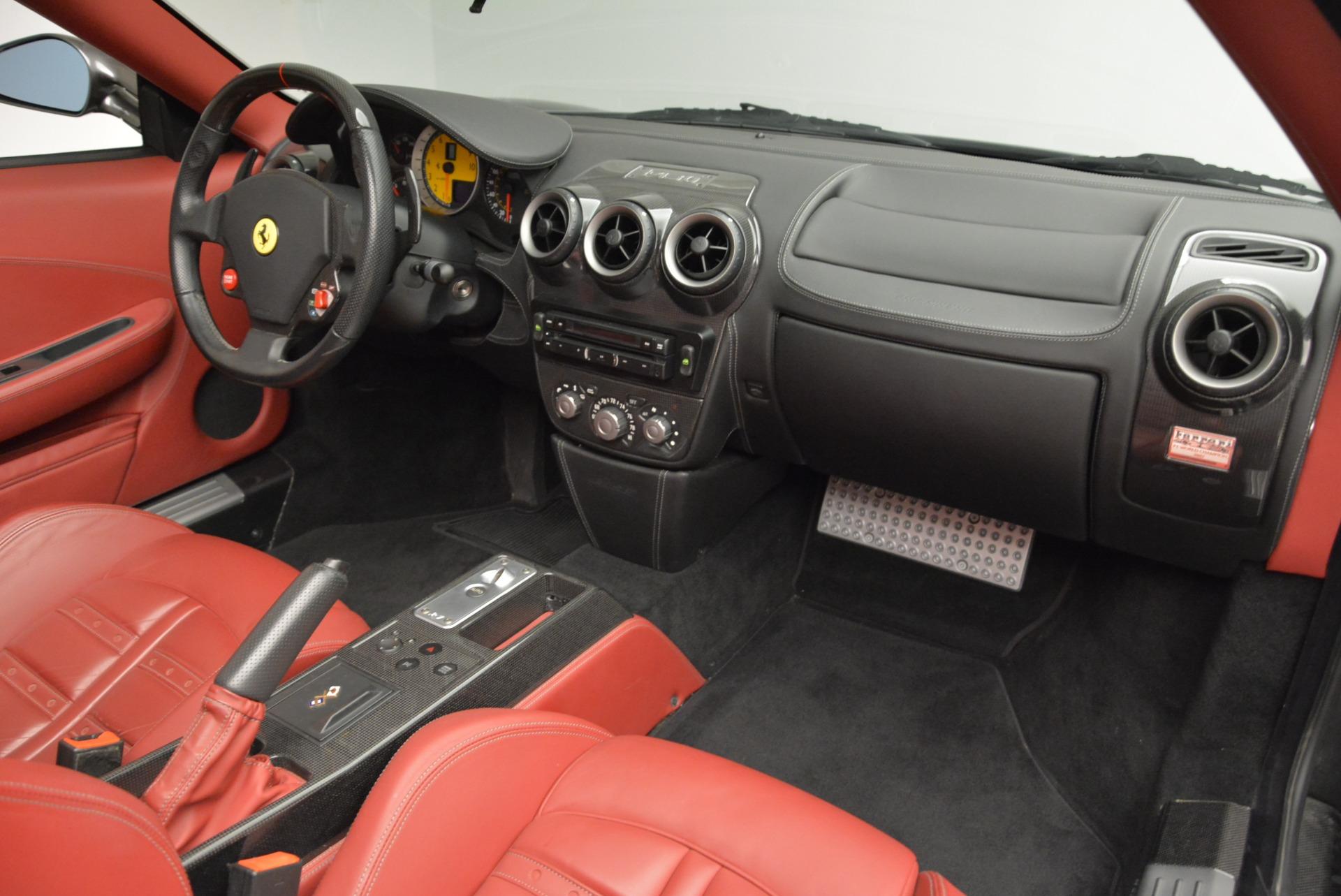 Used 2008 Ferrari F430 Spider  For Sale In Westport, CT 1883_p29