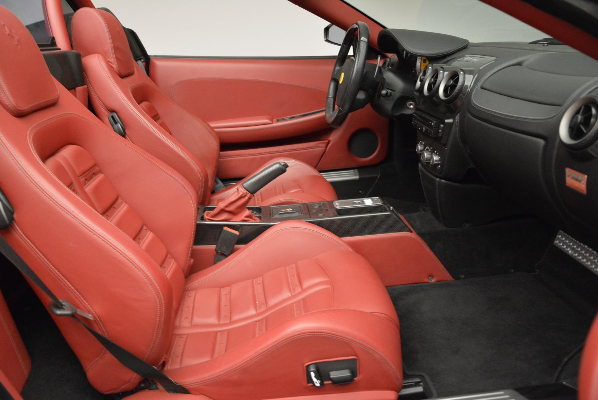 Used 2008 Ferrari F430 Spider  For Sale In Westport, CT 1883_p30