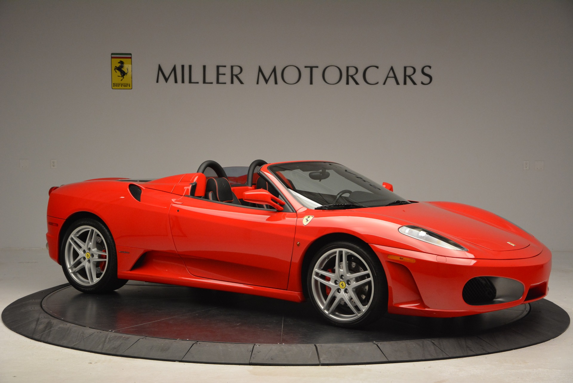 Used 2006 Ferrari F430 SPIDER F1 Spider For Sale In Westport, CT 1884_p10