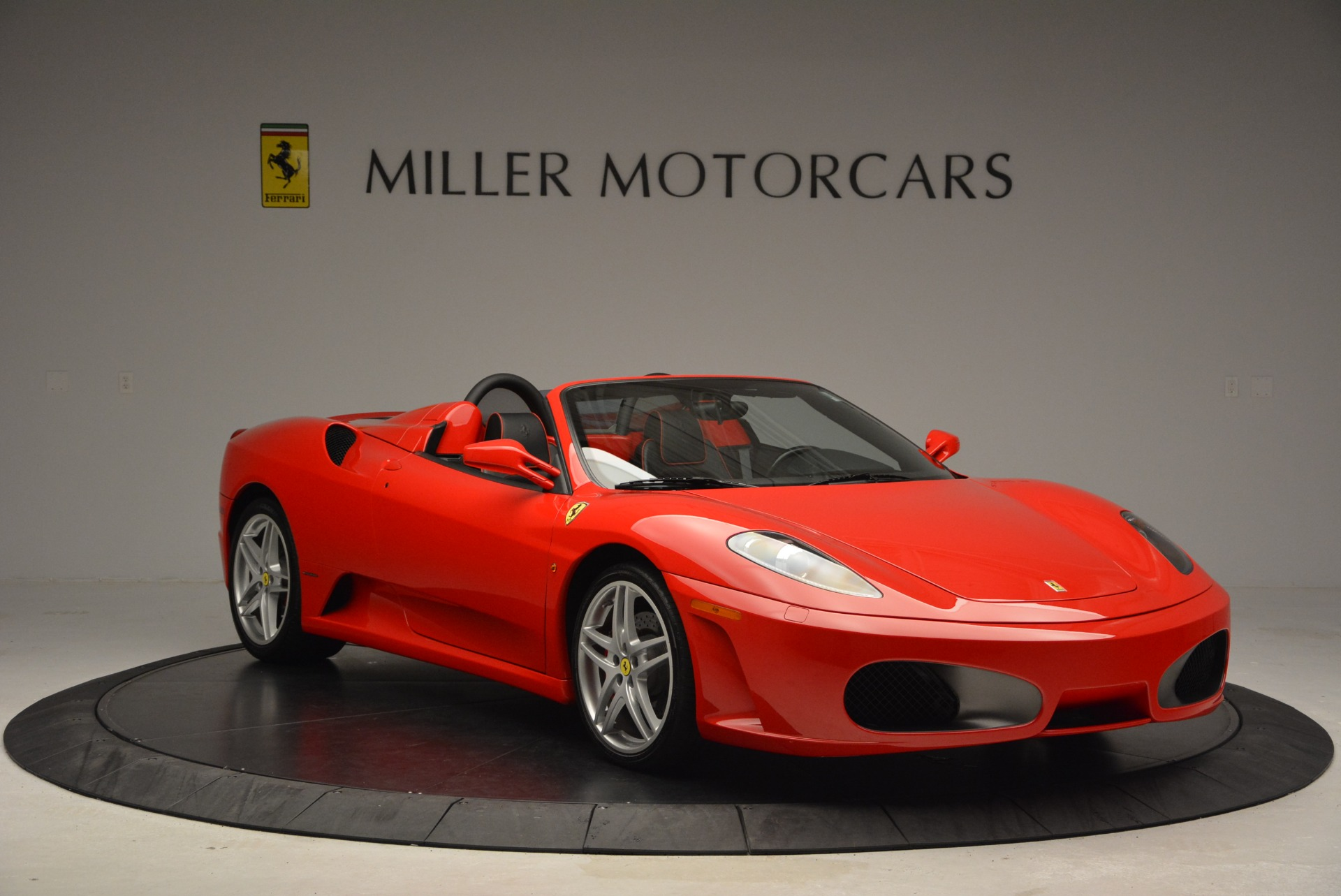 Used 2006 Ferrari F430 SPIDER F1 Spider For Sale In Westport, CT 1884_p11