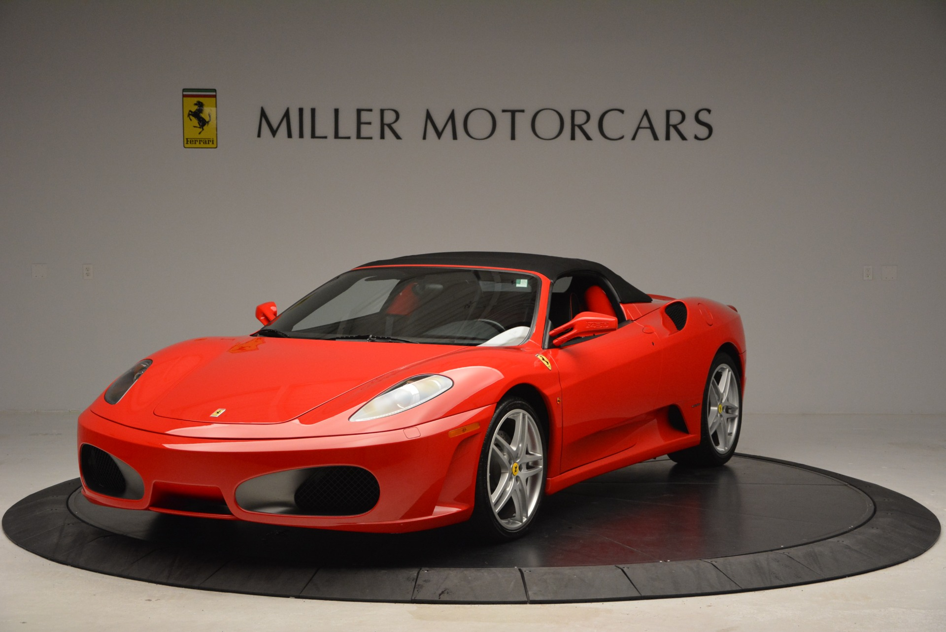 Used 2006 Ferrari F430 SPIDER F1 Spider For Sale In Westport, CT 1884_p13
