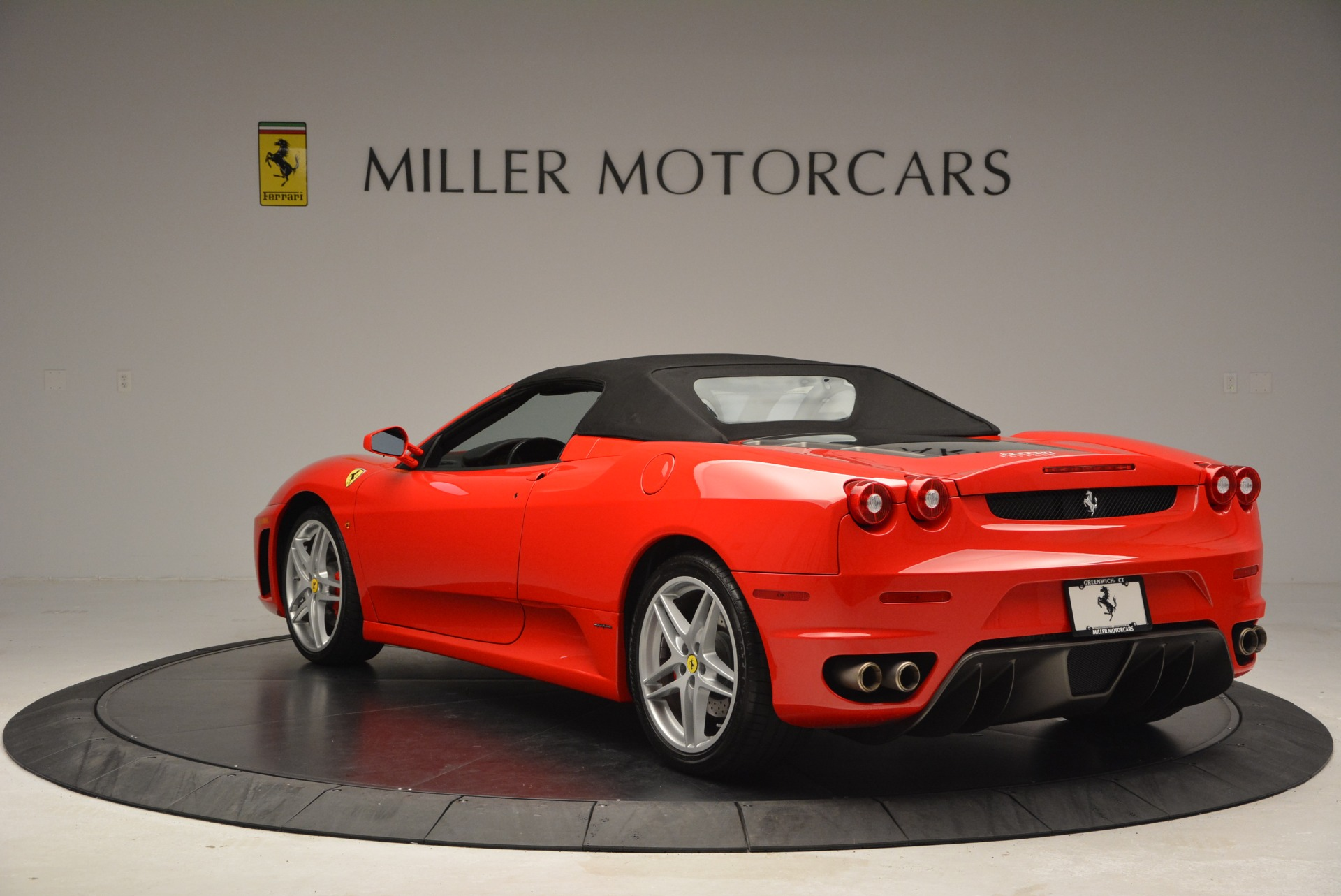 Used 2006 Ferrari F430 SPIDER F1 Spider For Sale In Westport, CT 1884_p17