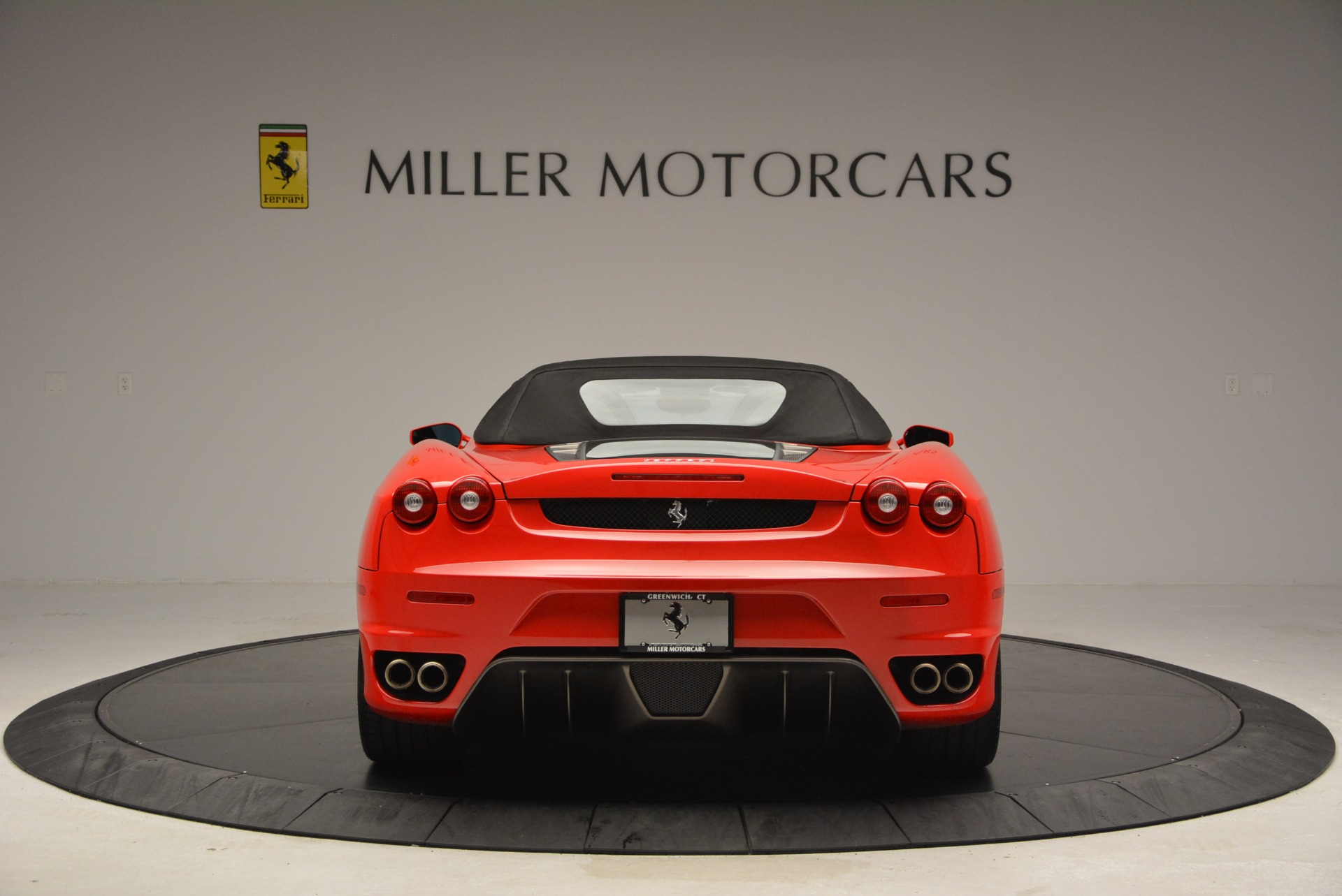 Used 2006 Ferrari F430 SPIDER F1 Spider For Sale In Westport, CT 1884_p18