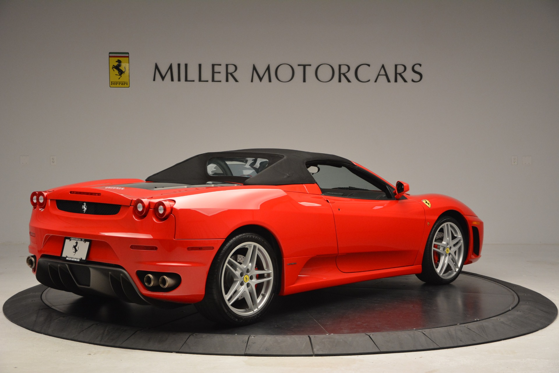 Used 2006 Ferrari F430 SPIDER F1 Spider For Sale In Westport, CT 1884_p20