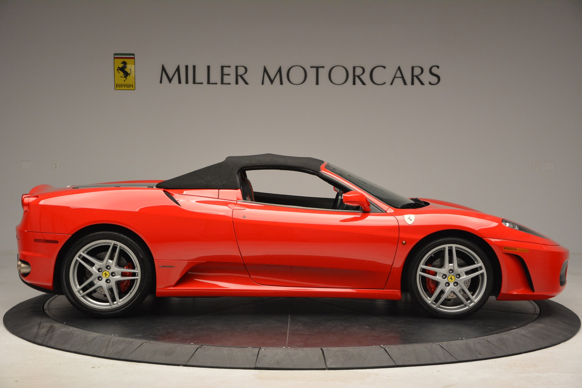 Used 2006 Ferrari F430 SPIDER F1 Spider For Sale In Westport, CT 1884_p21