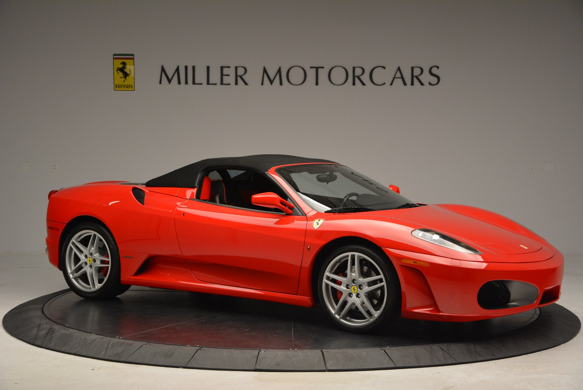 Used 2006 Ferrari F430 SPIDER F1 Spider For Sale In Westport, CT 1884_p22
