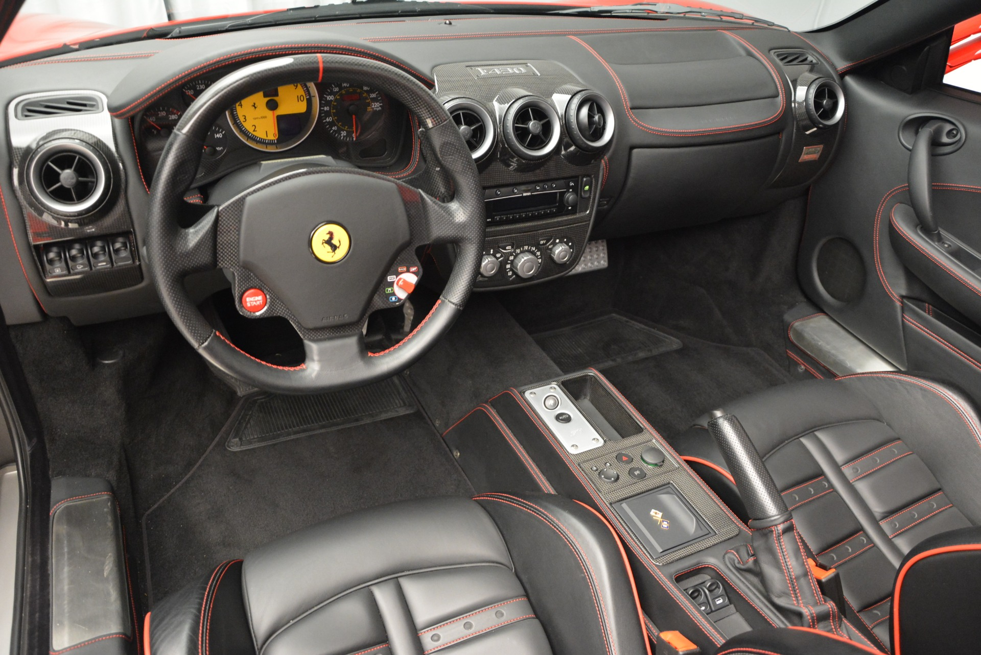 Used 2006 Ferrari F430 SPIDER F1 Spider For Sale In Westport, CT 1884_p25