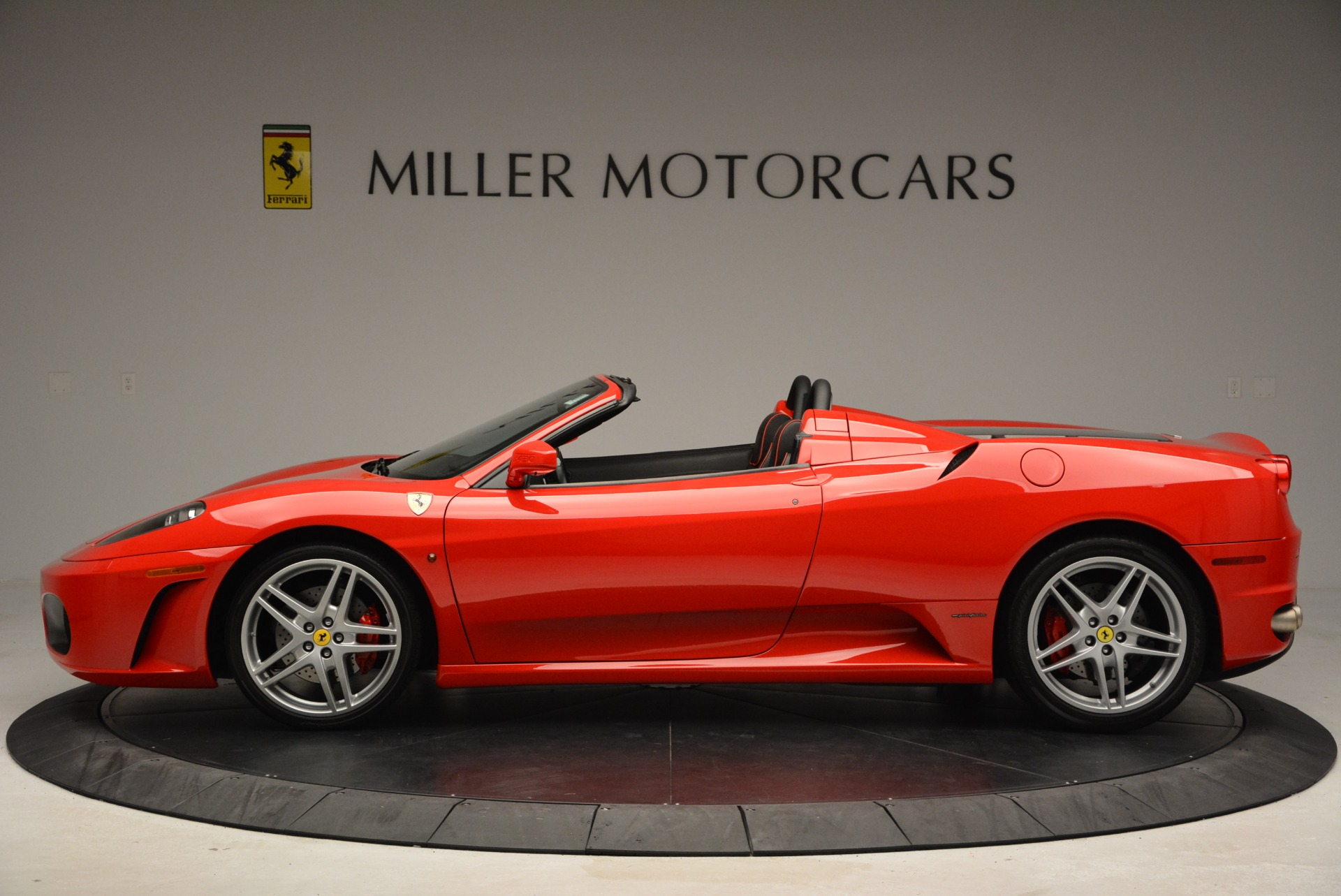 Used 2006 Ferrari F430 SPIDER F1 Spider For Sale In Westport, CT 1884_p3