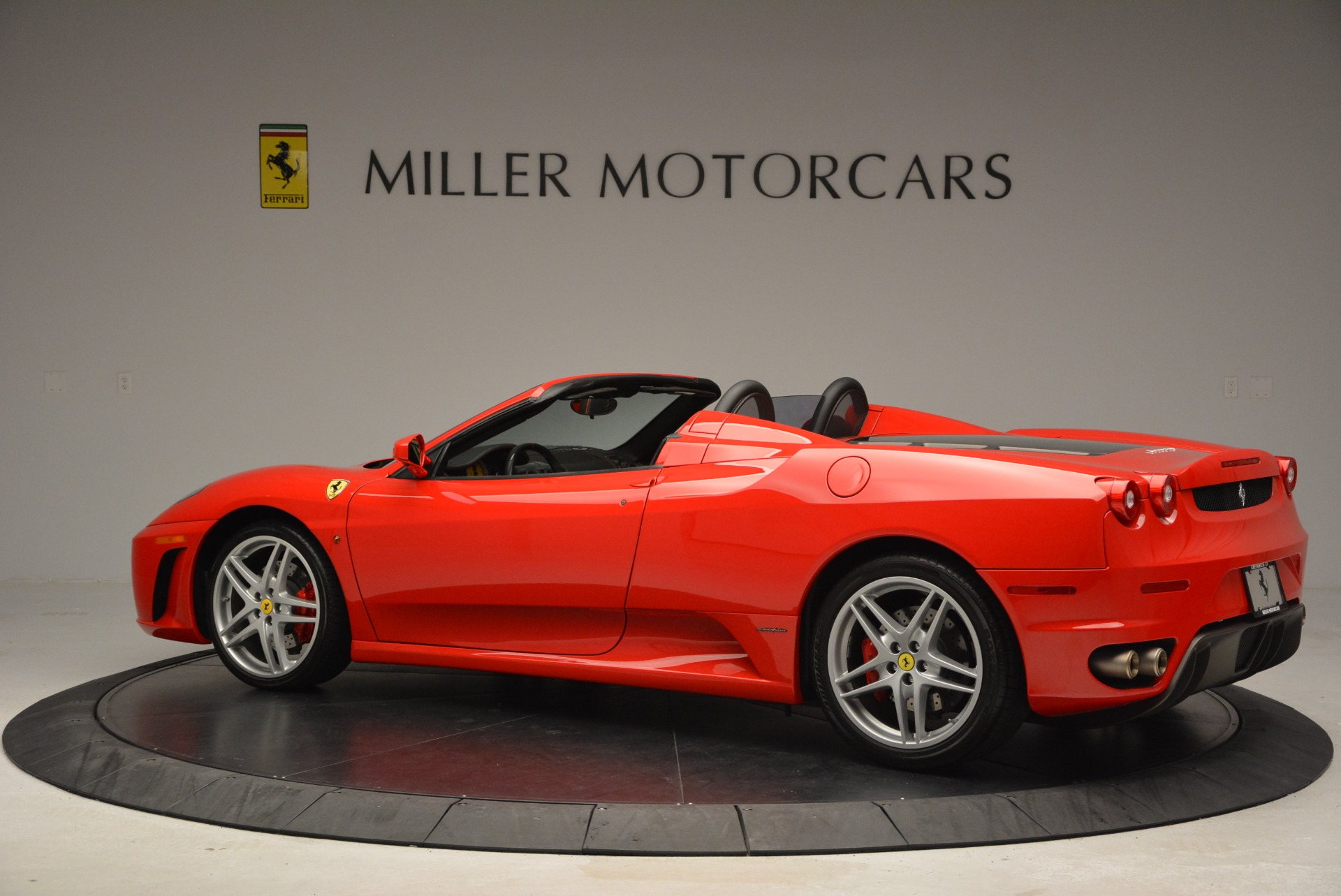 Used 2006 Ferrari F430 SPIDER F1 Spider For Sale In Westport, CT 1884_p4