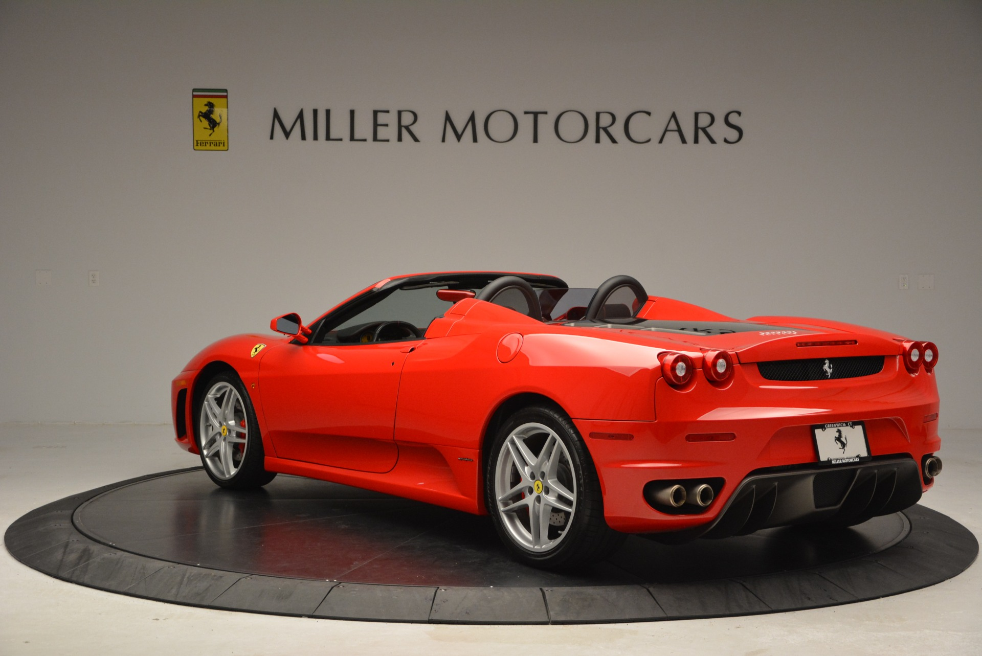 Used 2006 Ferrari F430 SPIDER F1 Spider For Sale In Westport, CT 1884_p5