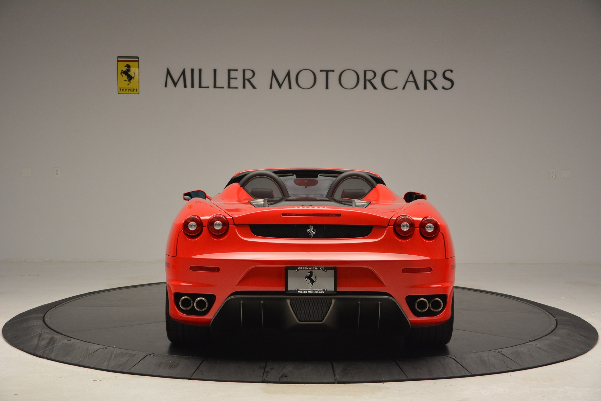 Used 2006 Ferrari F430 SPIDER F1 Spider For Sale In Westport, CT 1884_p6