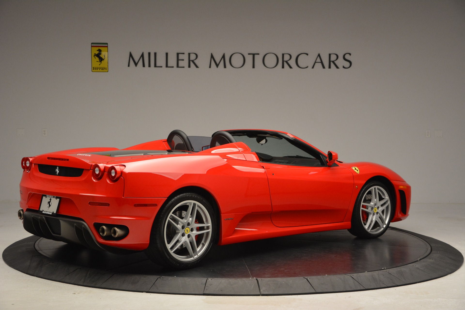 Used 2006 Ferrari F430 SPIDER F1 Spider For Sale In Westport, CT 1884_p8