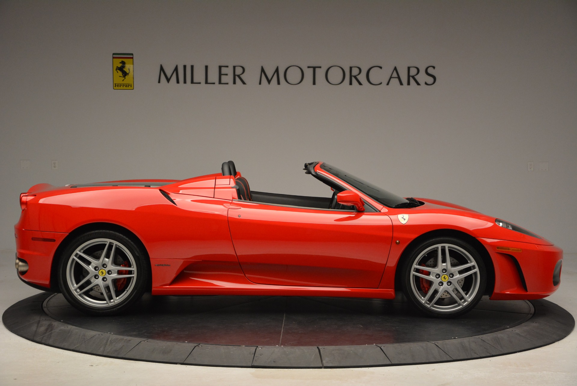 Used 2006 Ferrari F430 SPIDER F1 Spider For Sale In Westport, CT 1884_p9