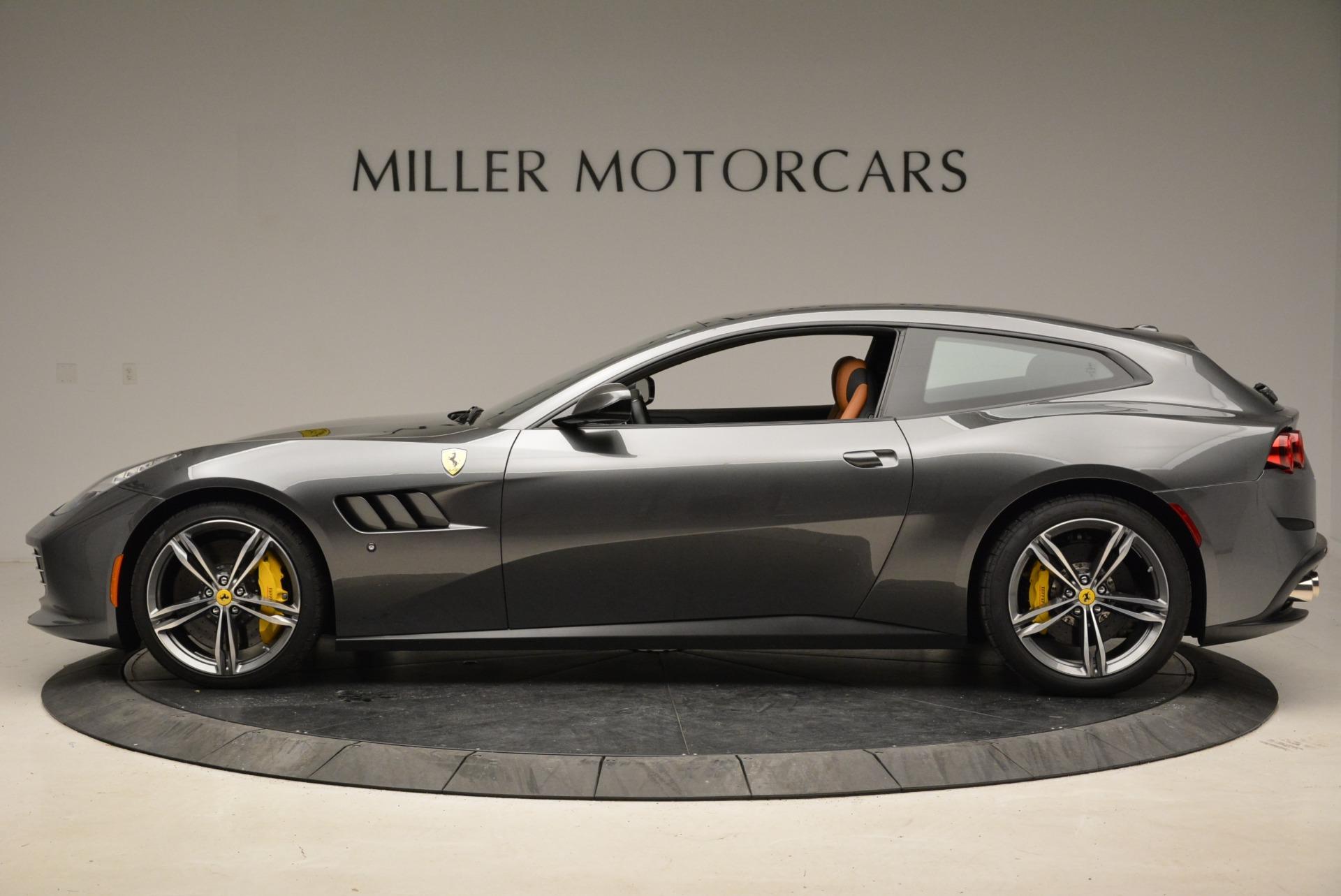 Used 2017 Ferrari GTC4Lusso  For Sale In Westport, CT 1886_p3