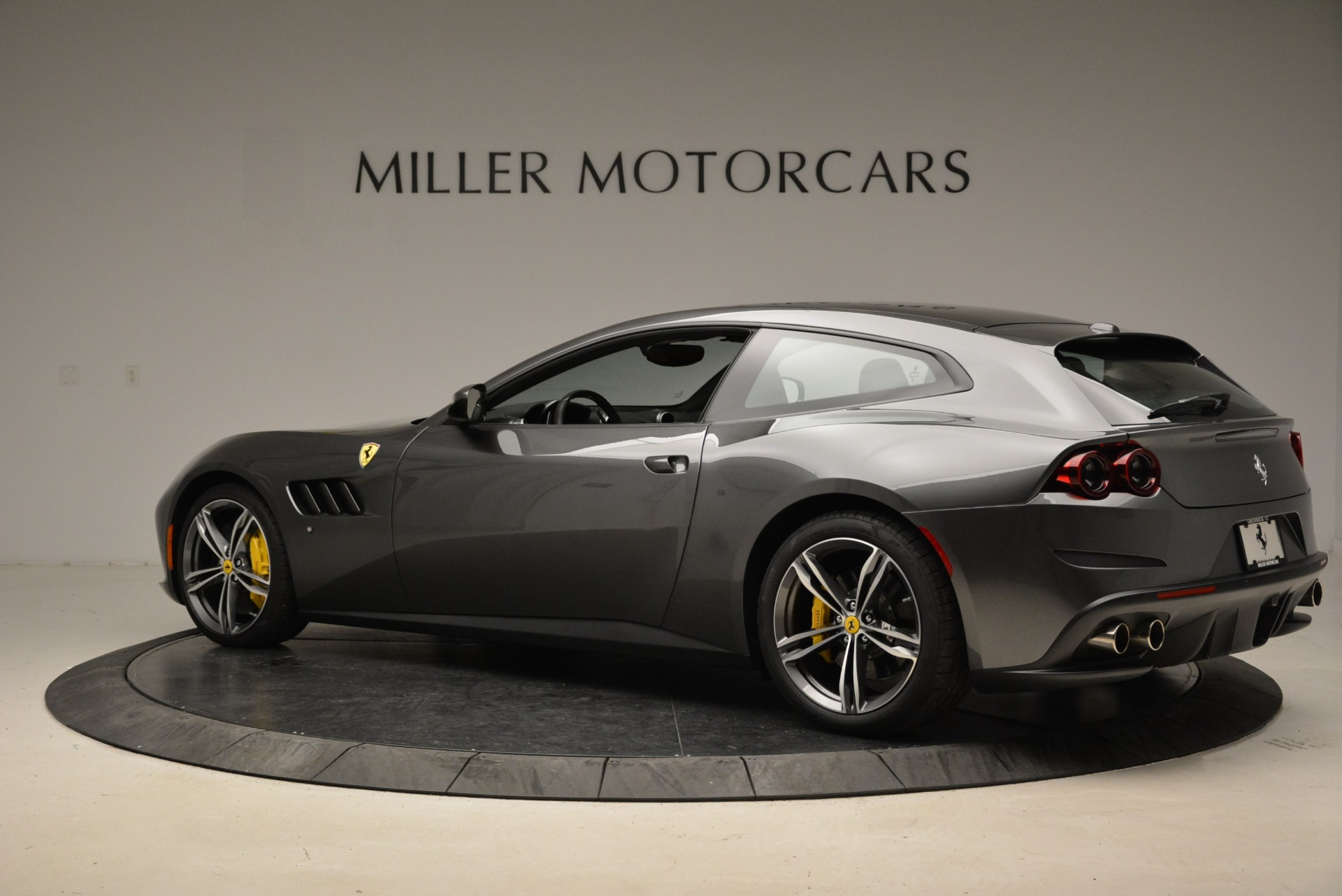 Used 2017 Ferrari GTC4Lusso  For Sale In Westport, CT 1886_p4