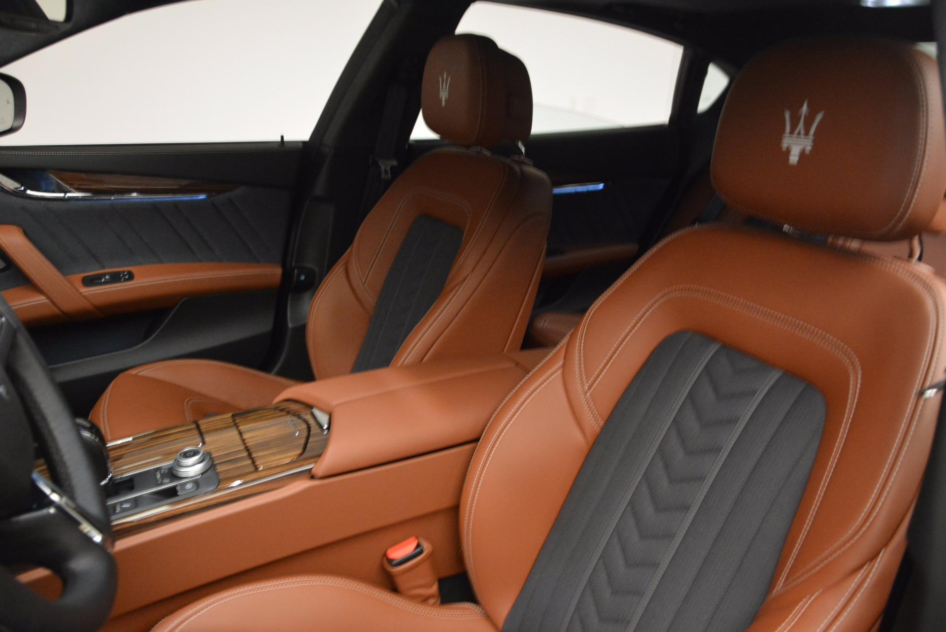New 2018 Maserati Quattroporte S Q4 GranLusso For Sale In Westport, CT 1888_p25