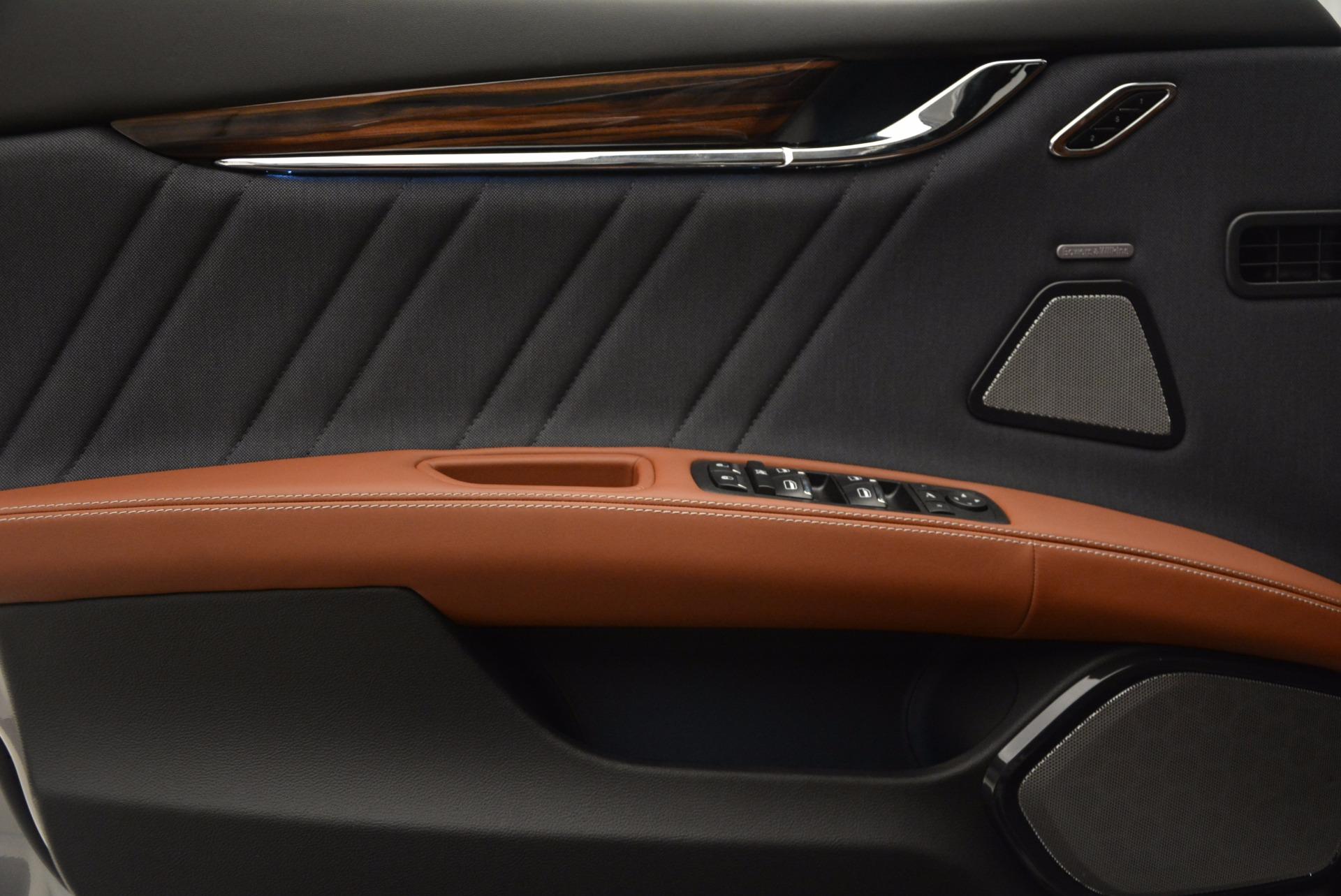 New 2018 Maserati Quattroporte S Q4 GranLusso For Sale In Westport, CT 1888_p26