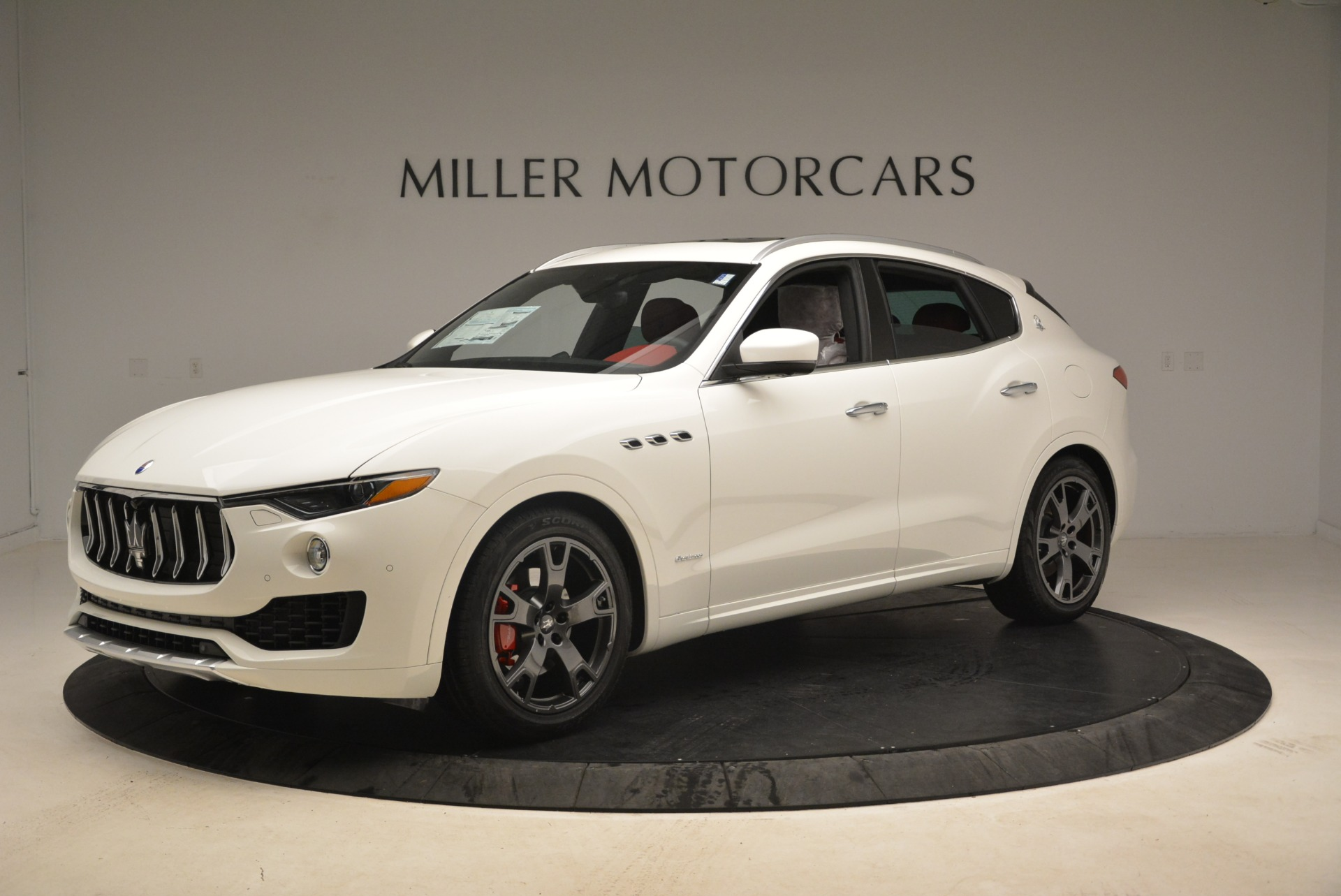 New 2018 Maserati Levante Q4 GranLusso For Sale In Westport, CT 1889_p2