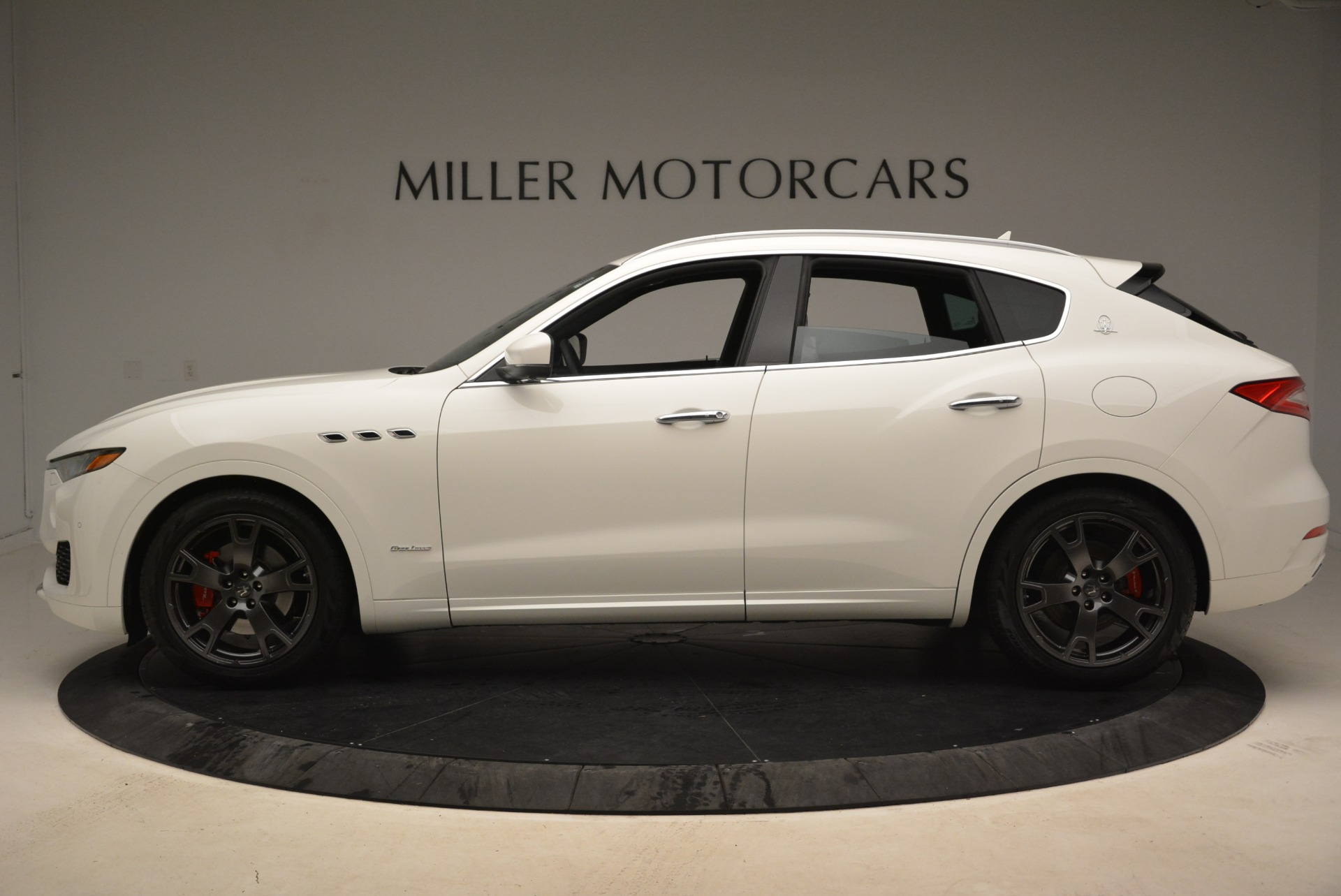 New 2018 Maserati Levante Q4 GranLusso For Sale In Westport, CT 1889_p3
