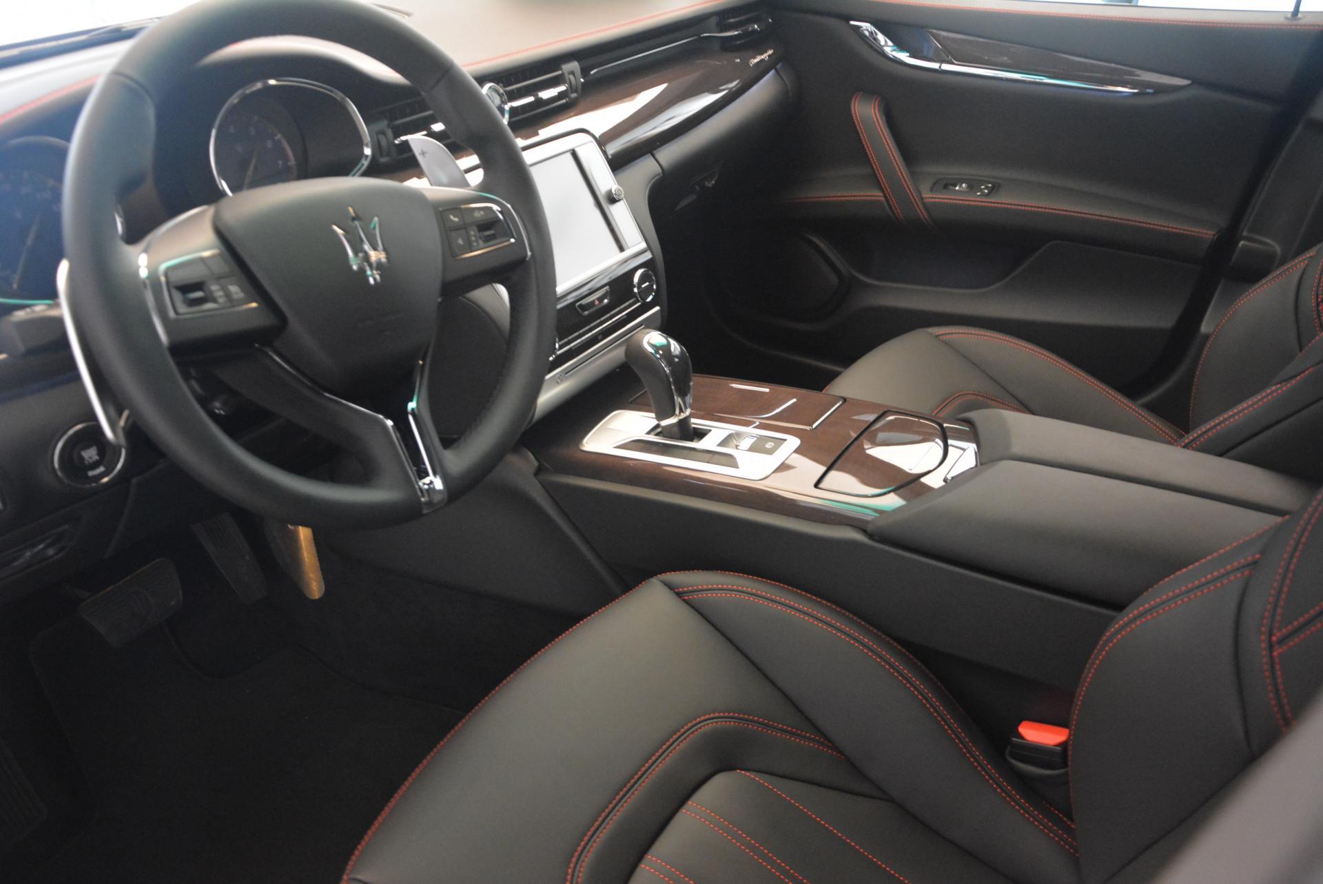 New 2016 Maserati Quattroporte S Q4 For Sale In Westport, CT 189_p17