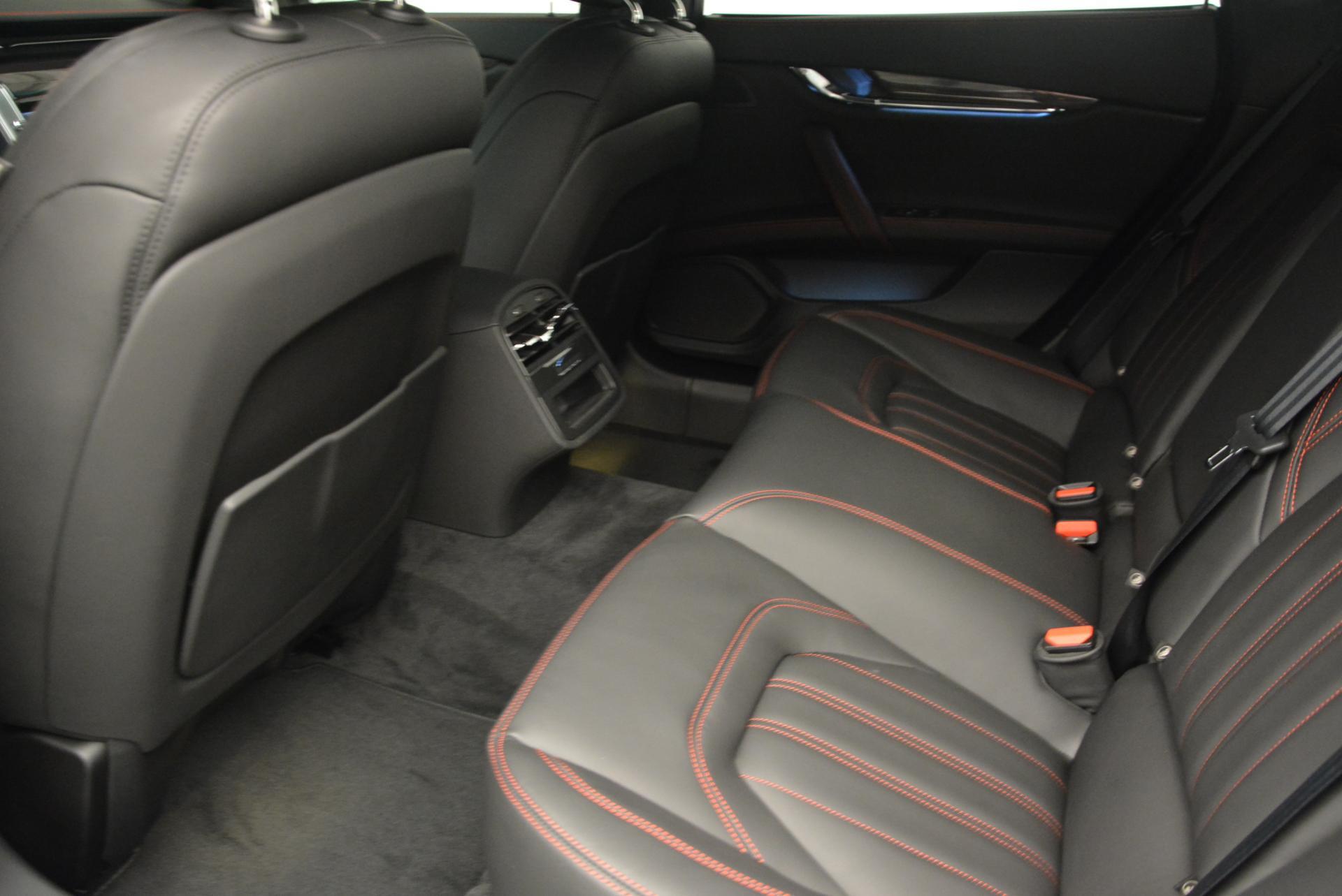 New 2016 Maserati Quattroporte S Q4 For Sale In Westport, CT 189_p25