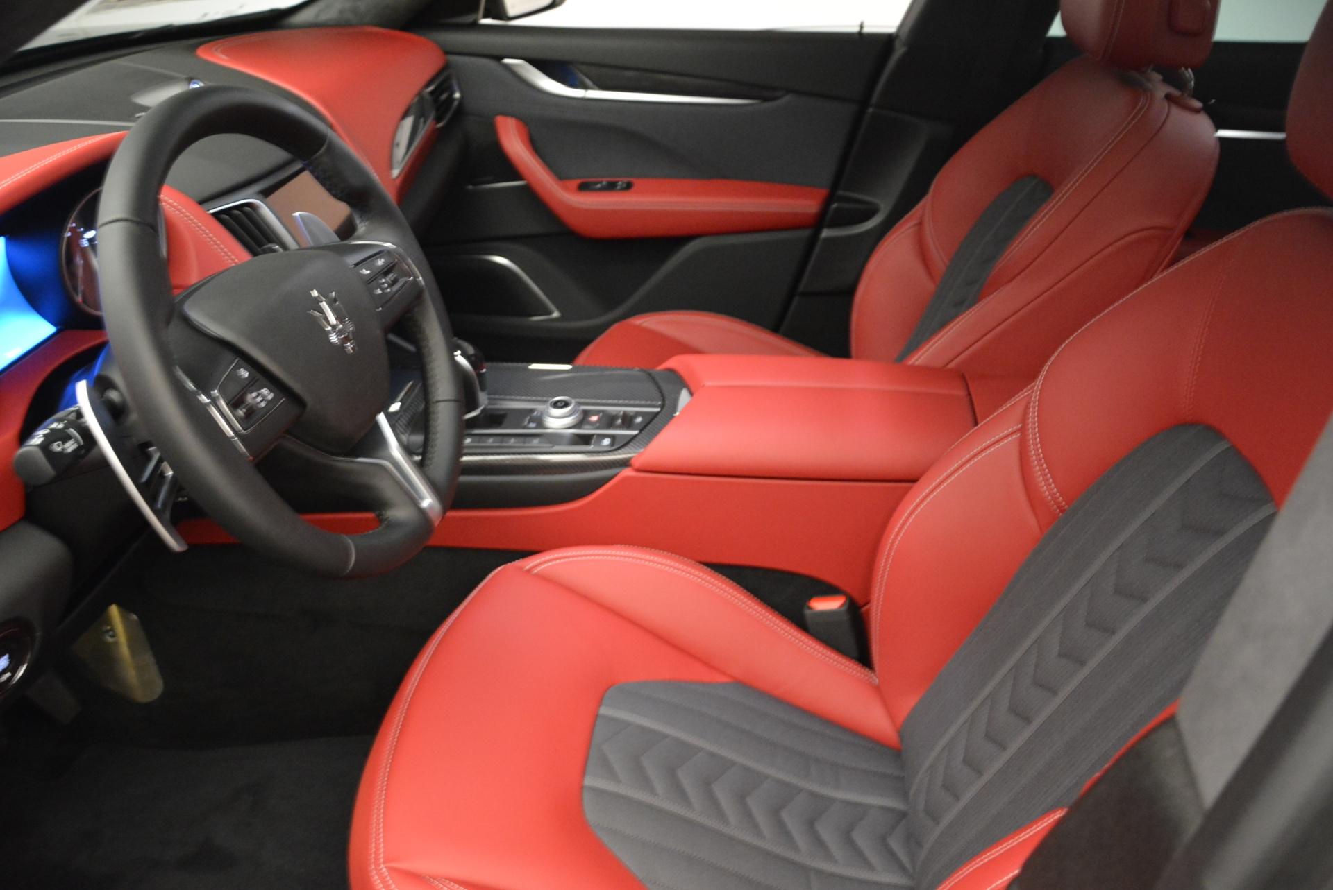 New 2018 Maserati Levante Q4 GranLusso For Sale In Westport, CT 1890_p14
