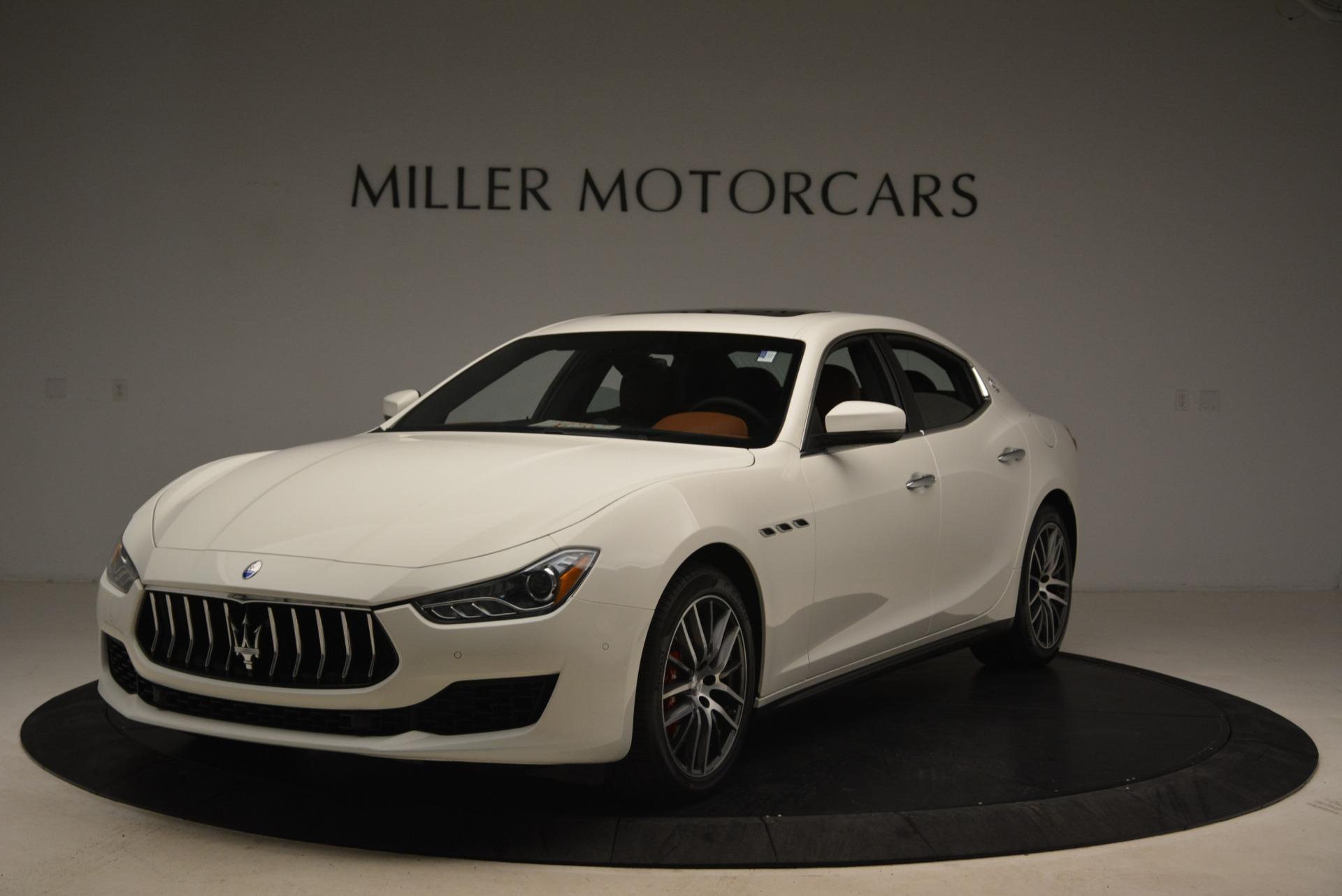 New 2018 Maserati Ghibli S Q4 For Sale In Westport, CT 1892_main