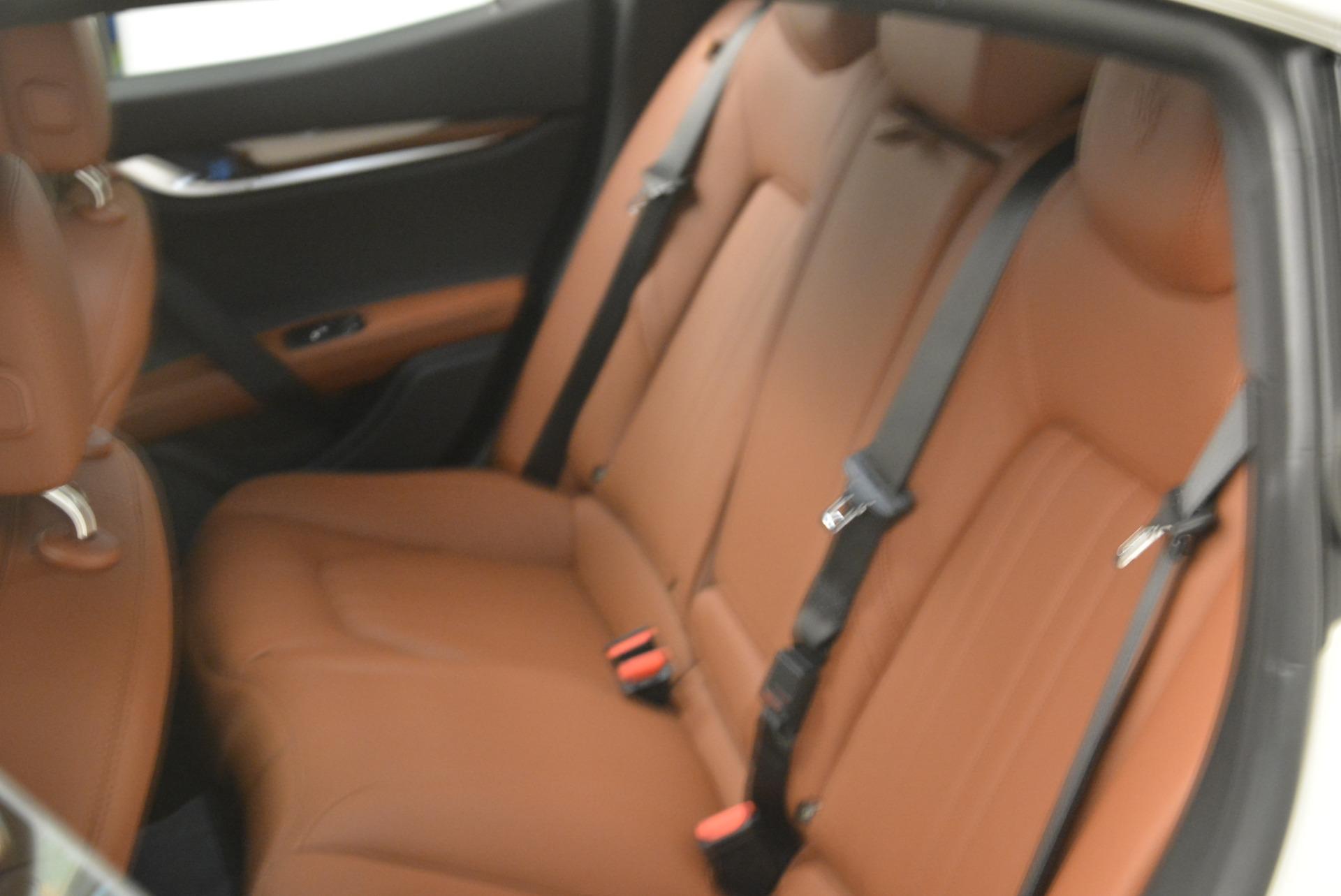 New 2018 Maserati Ghibli S Q4 For Sale In Westport, CT 1892_p18