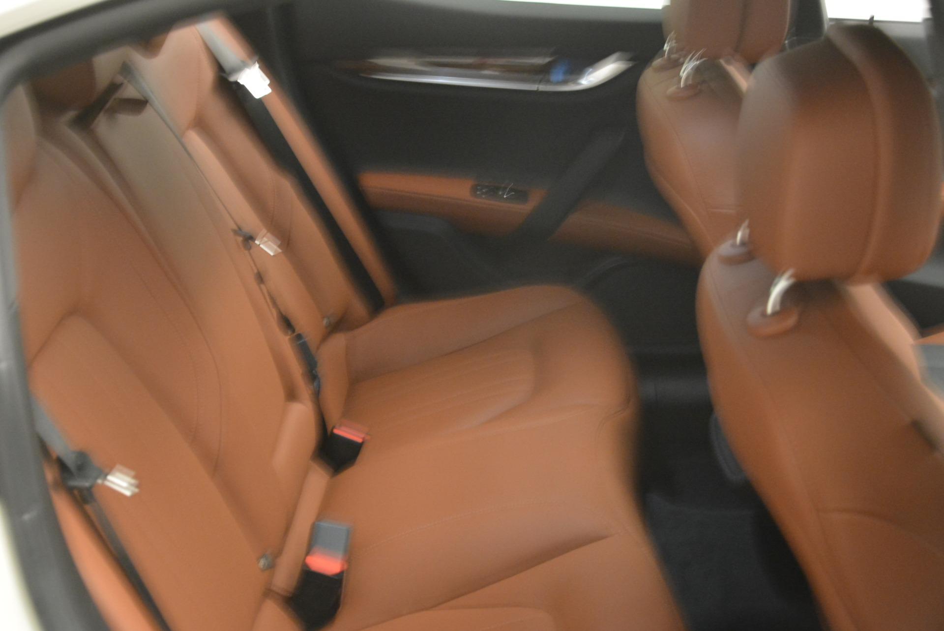 New 2018 Maserati Ghibli S Q4 For Sale In Westport, CT 1892_p20