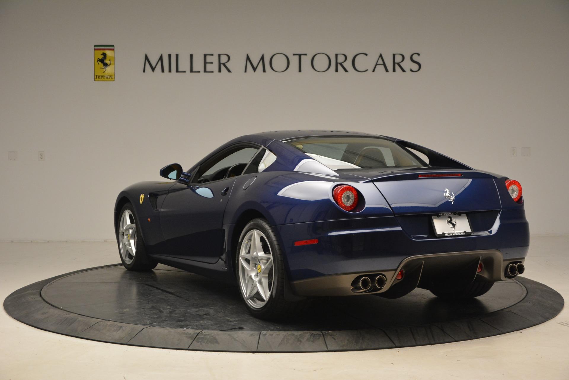 Used 2007 Ferrari 599 GTB Fiorano GTB Fiorano F1 For Sale In Westport, CT 1893_p5