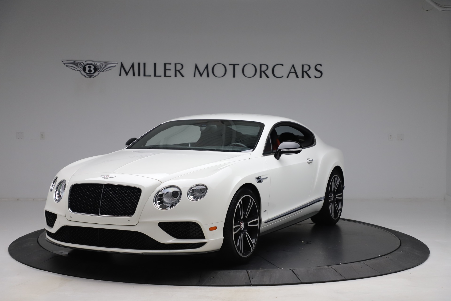 New 2016 Bentley Continental GT V8 S  For Sale In Westport, CT 19_main