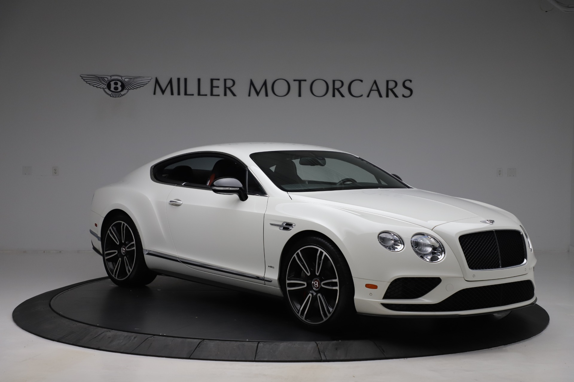Used 2016 Bentley Continental GT V8 S For Sale In Westport, CT 19_p11