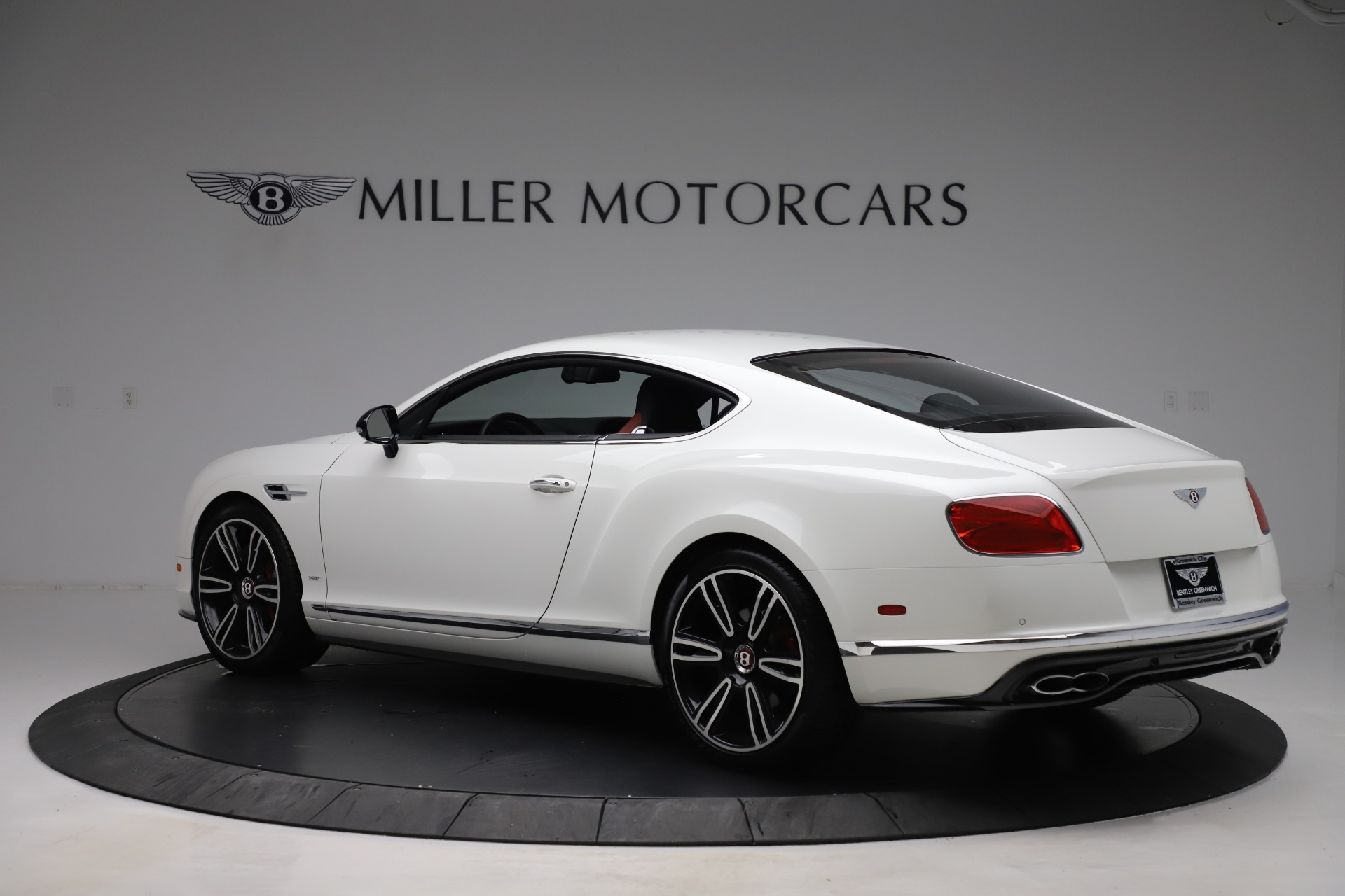Used 2016 Bentley Continental GT V8 S For Sale In Westport, CT 19_p5