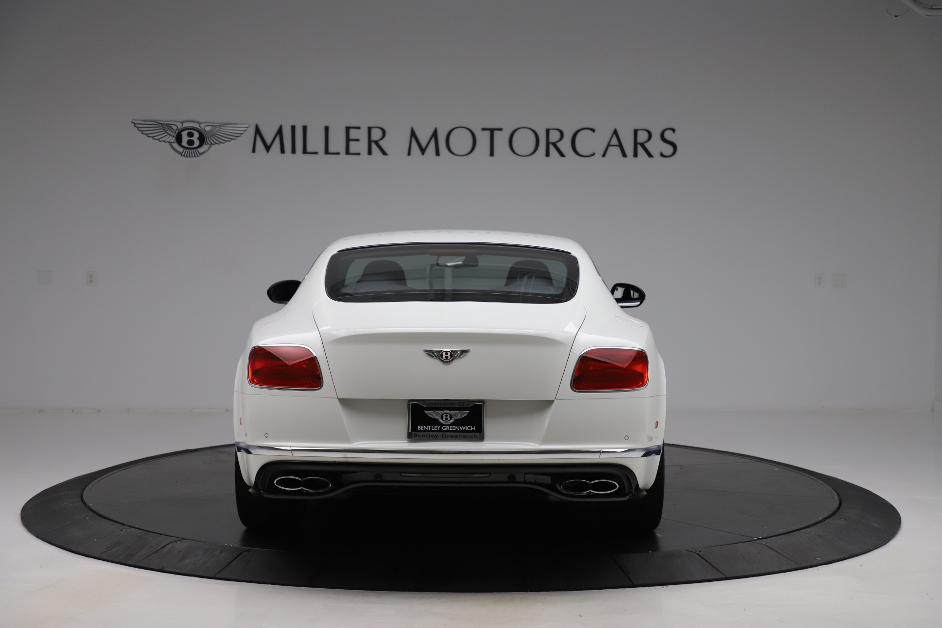 Used 2016 Bentley Continental GT V8 S For Sale In Westport, CT 19_p6